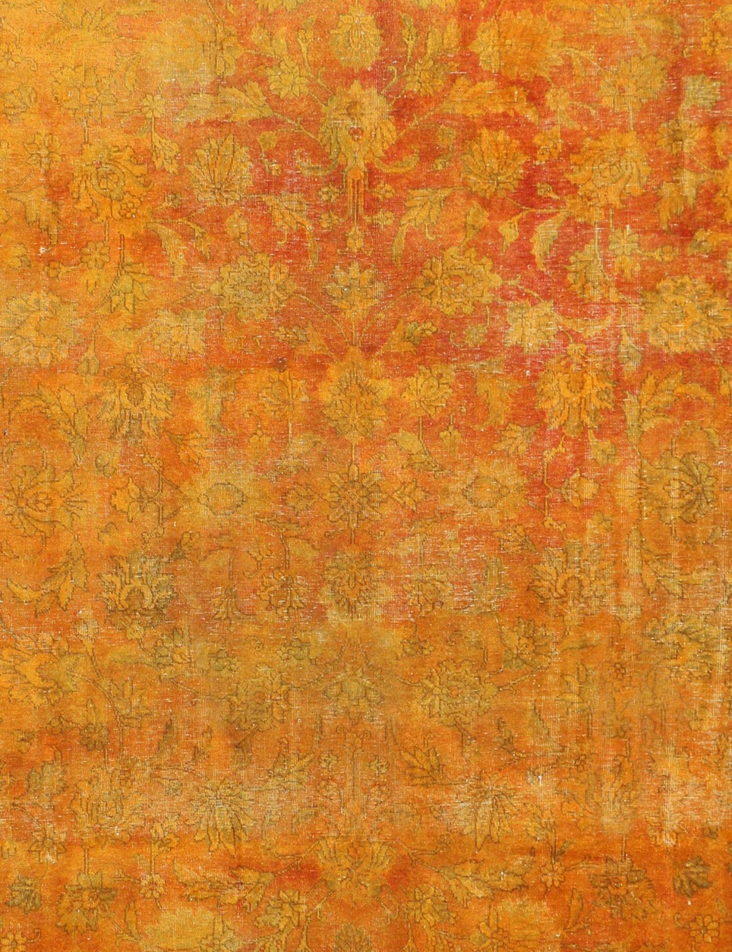 Tappeto Vintage  arancia <br/>378 x 285 cm