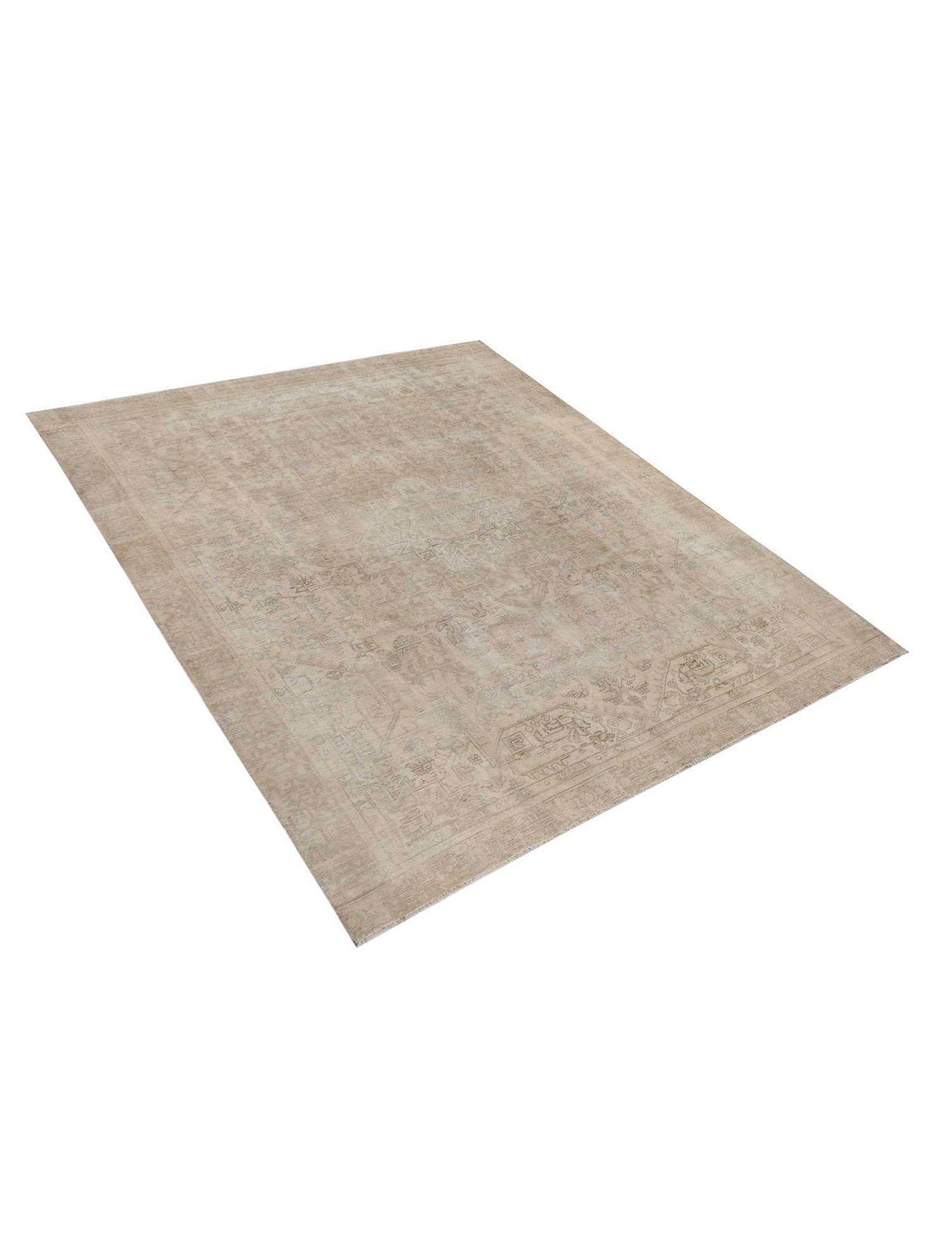 Persischer Vintage Teppich  beige <br/>370 x 280 cm