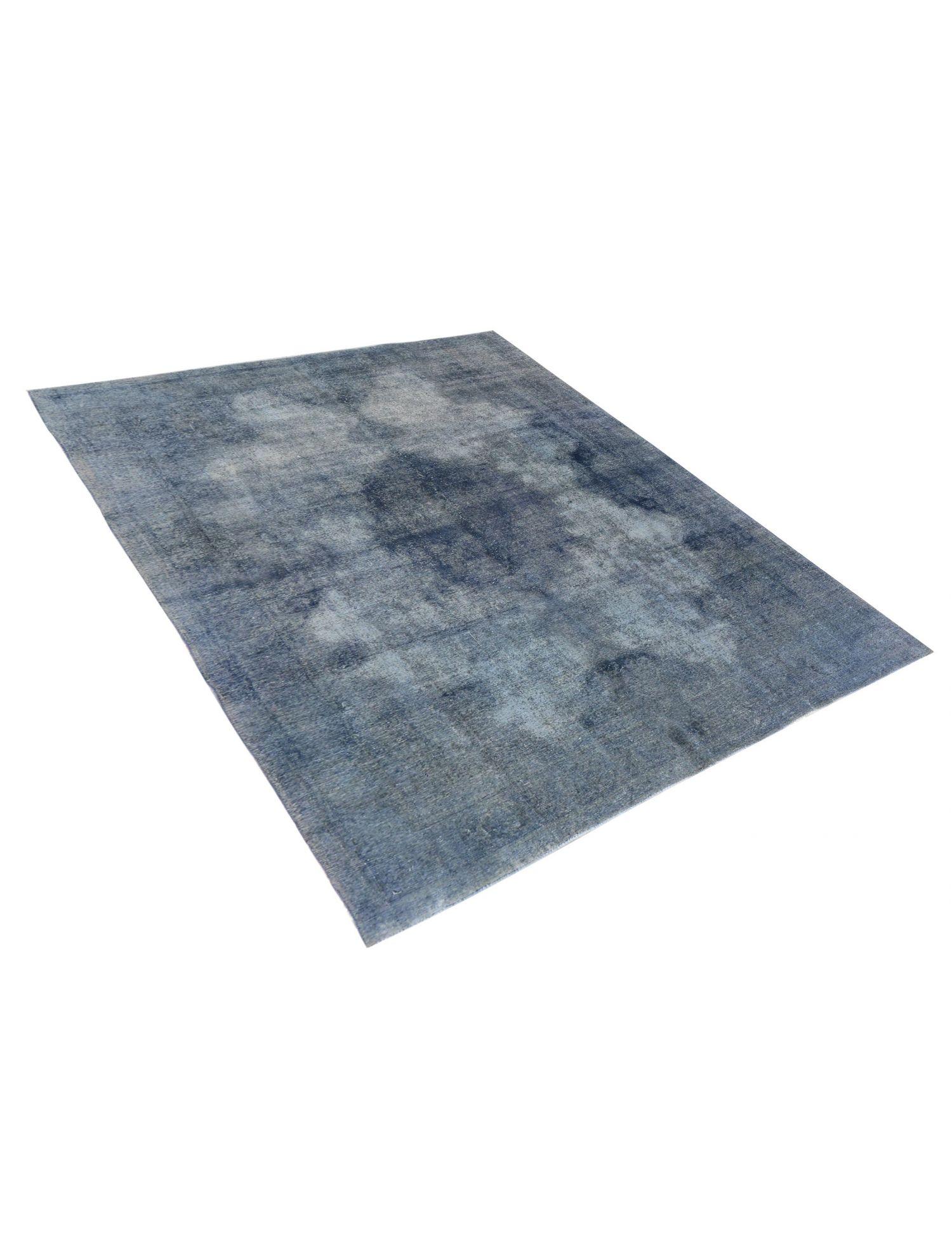 Tappeto Vintage  blu <br/>323 x 292 cm