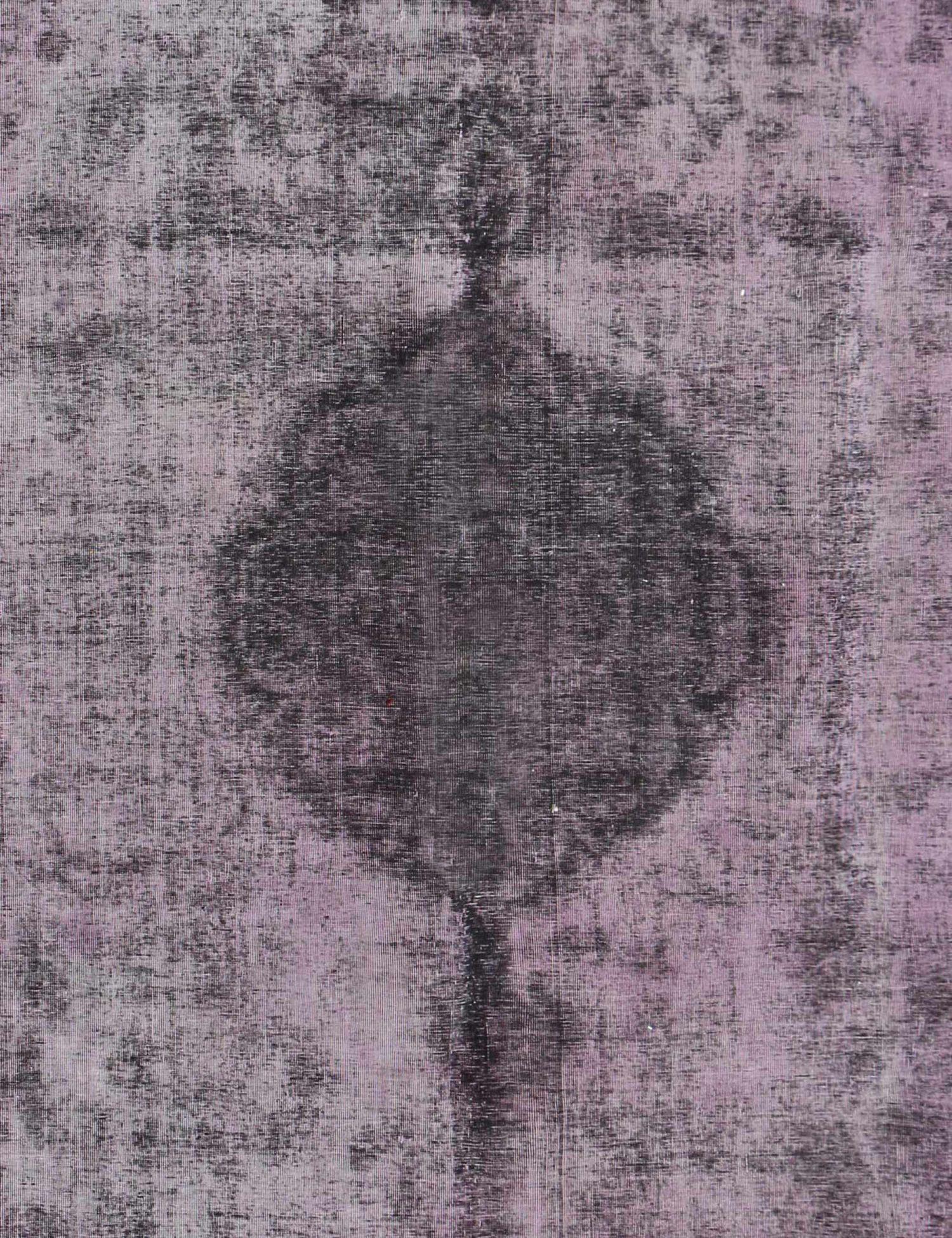 Tappeto Vintage  viola <br/>369 x 277 cm