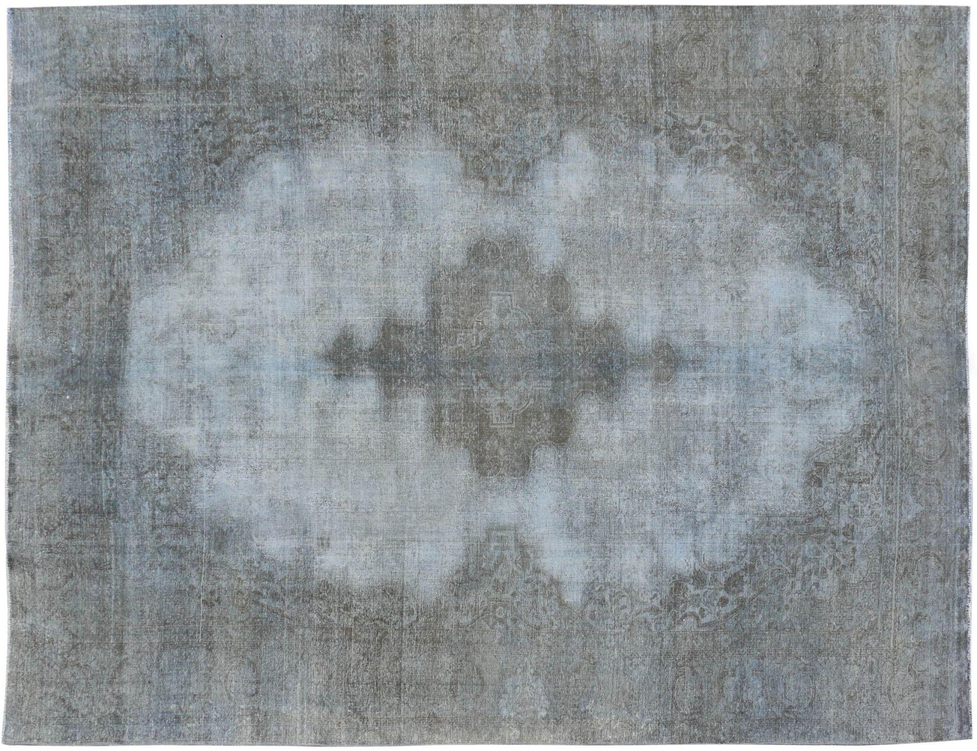 Tappeto Vintage  blu <br/>455 x 290 cm
