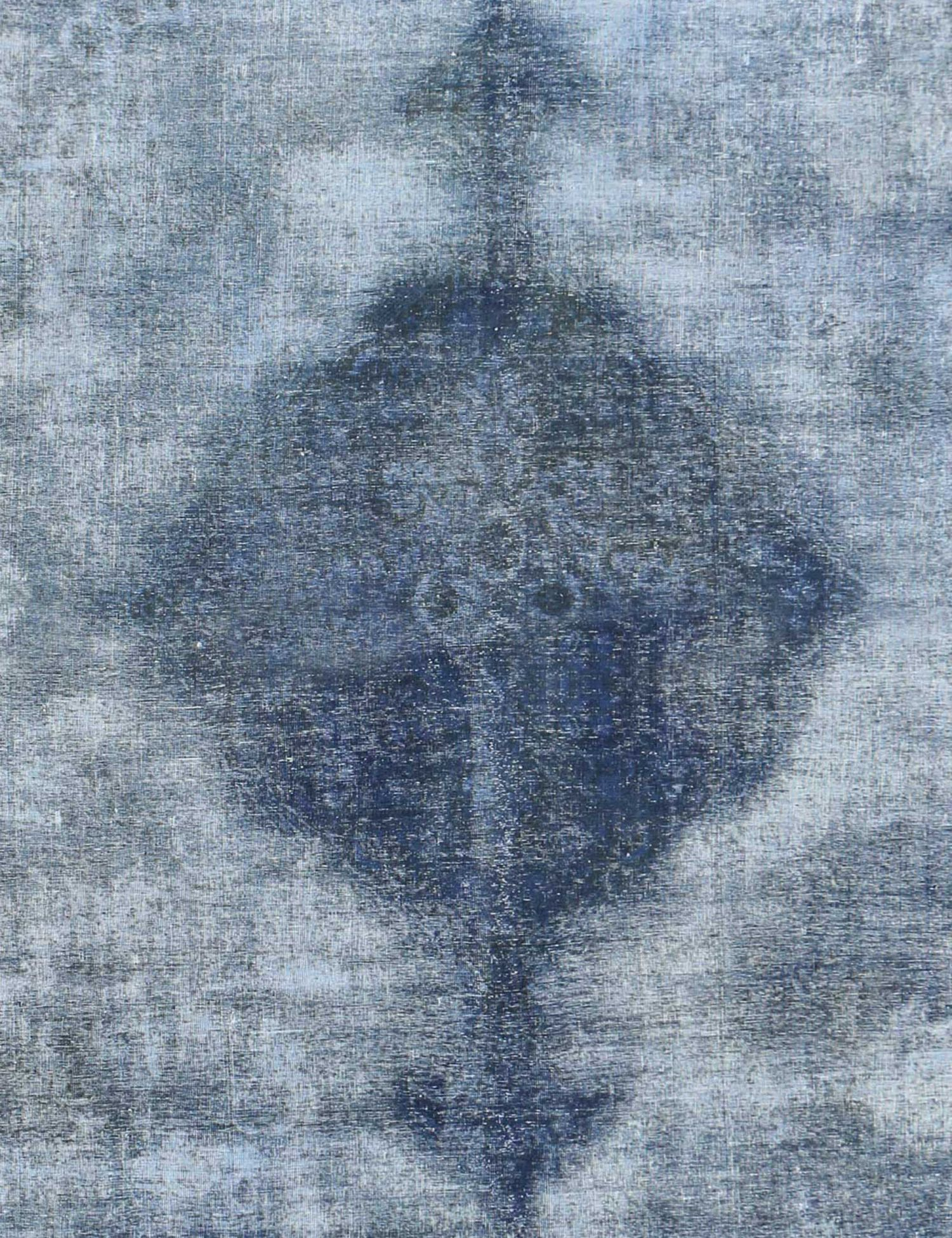 Tappeto vintage persiano  blu <br/>450 x 290 cm
