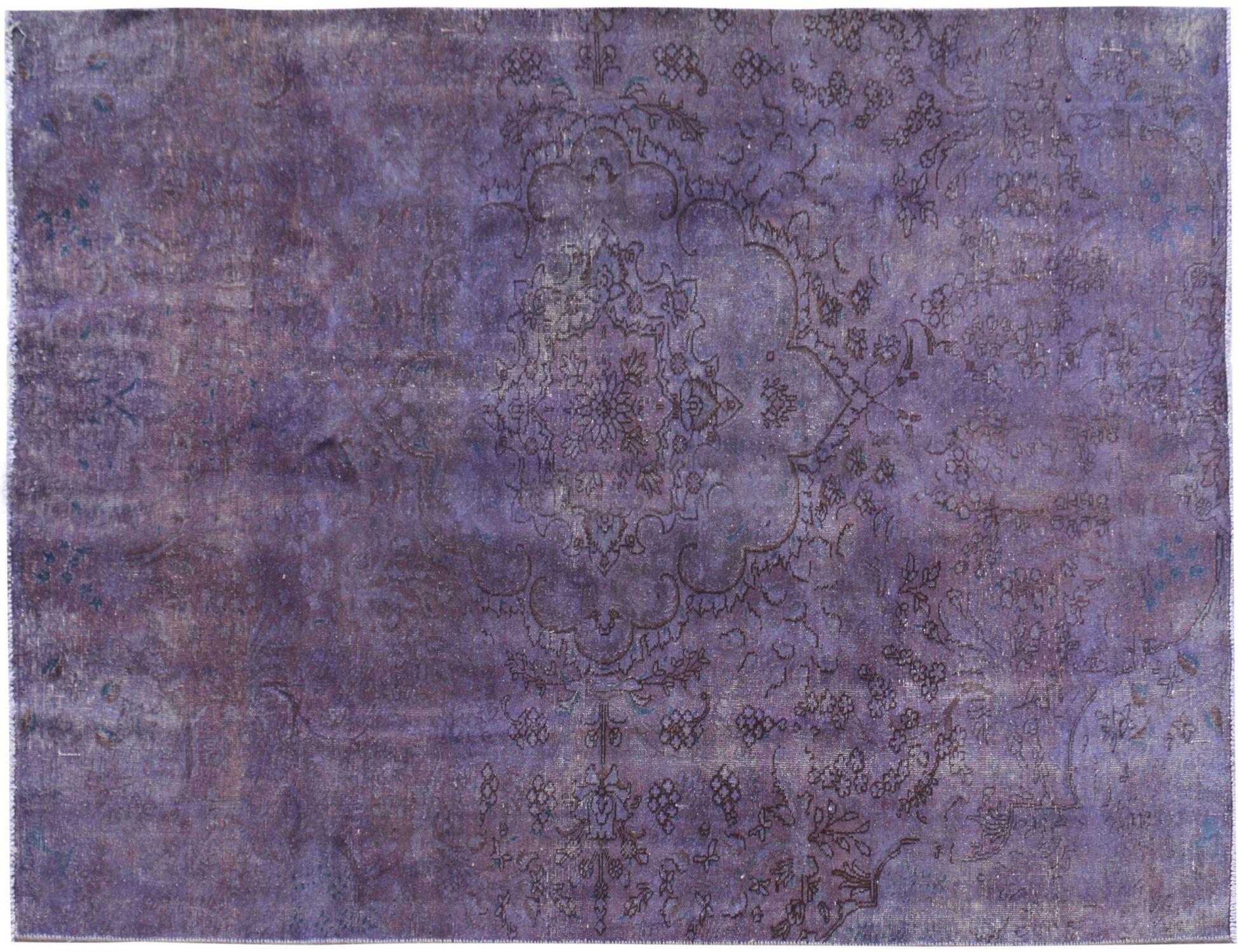 Vintagetæppe  lilla <br/>291 x 165 cm