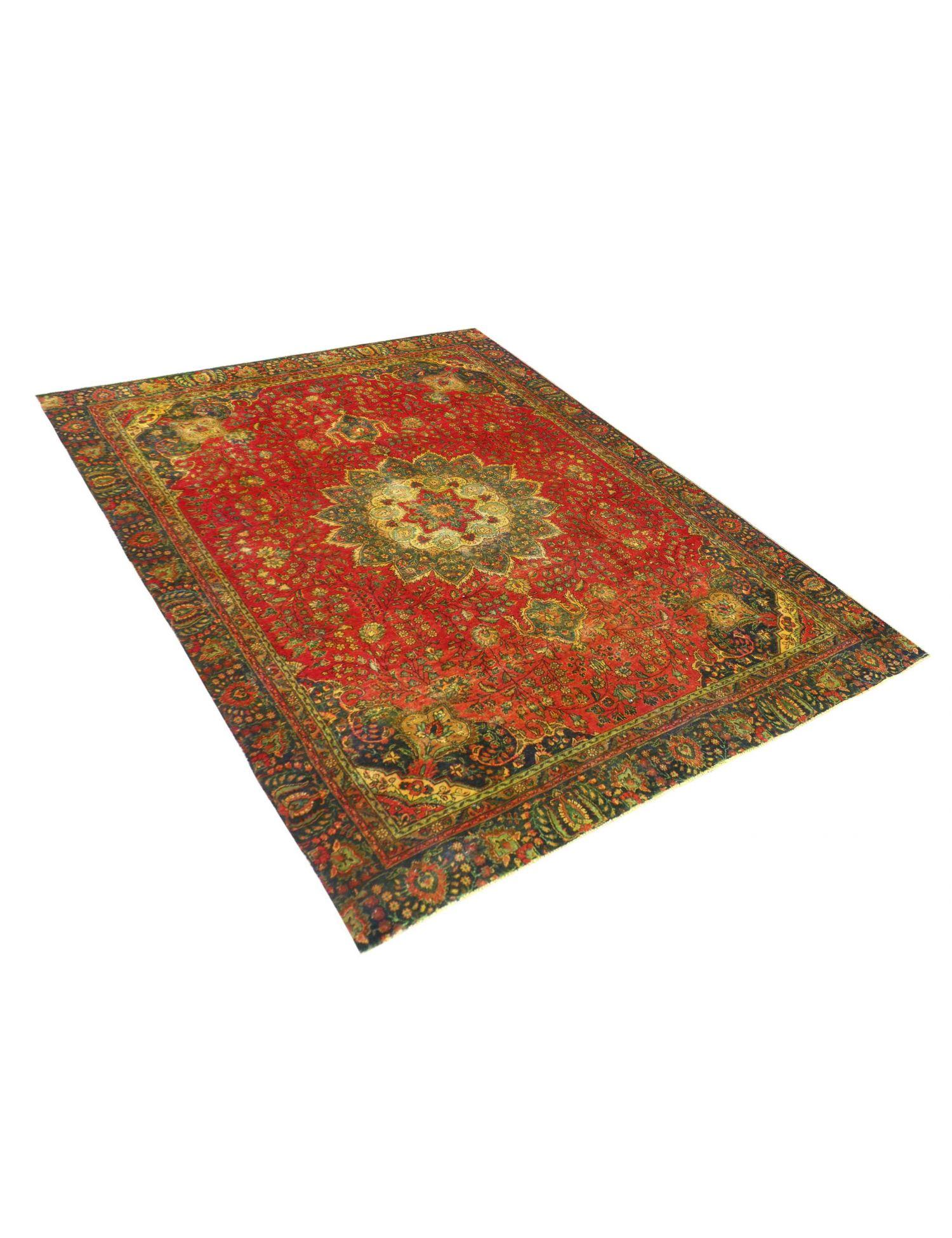 Persisk Vintagetæppe  rød <br/>308 x 275 cm