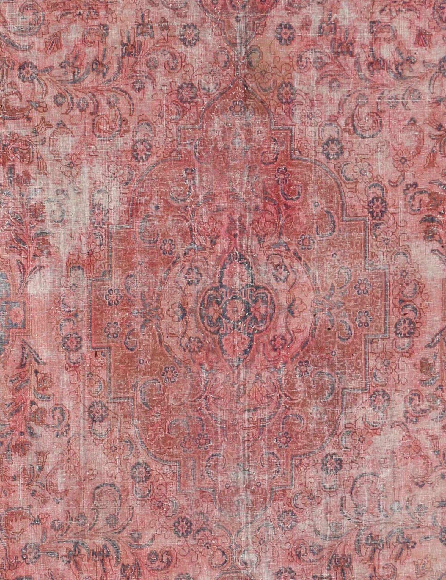 Vintagetæppe  rose <br/>311 x 260 cm