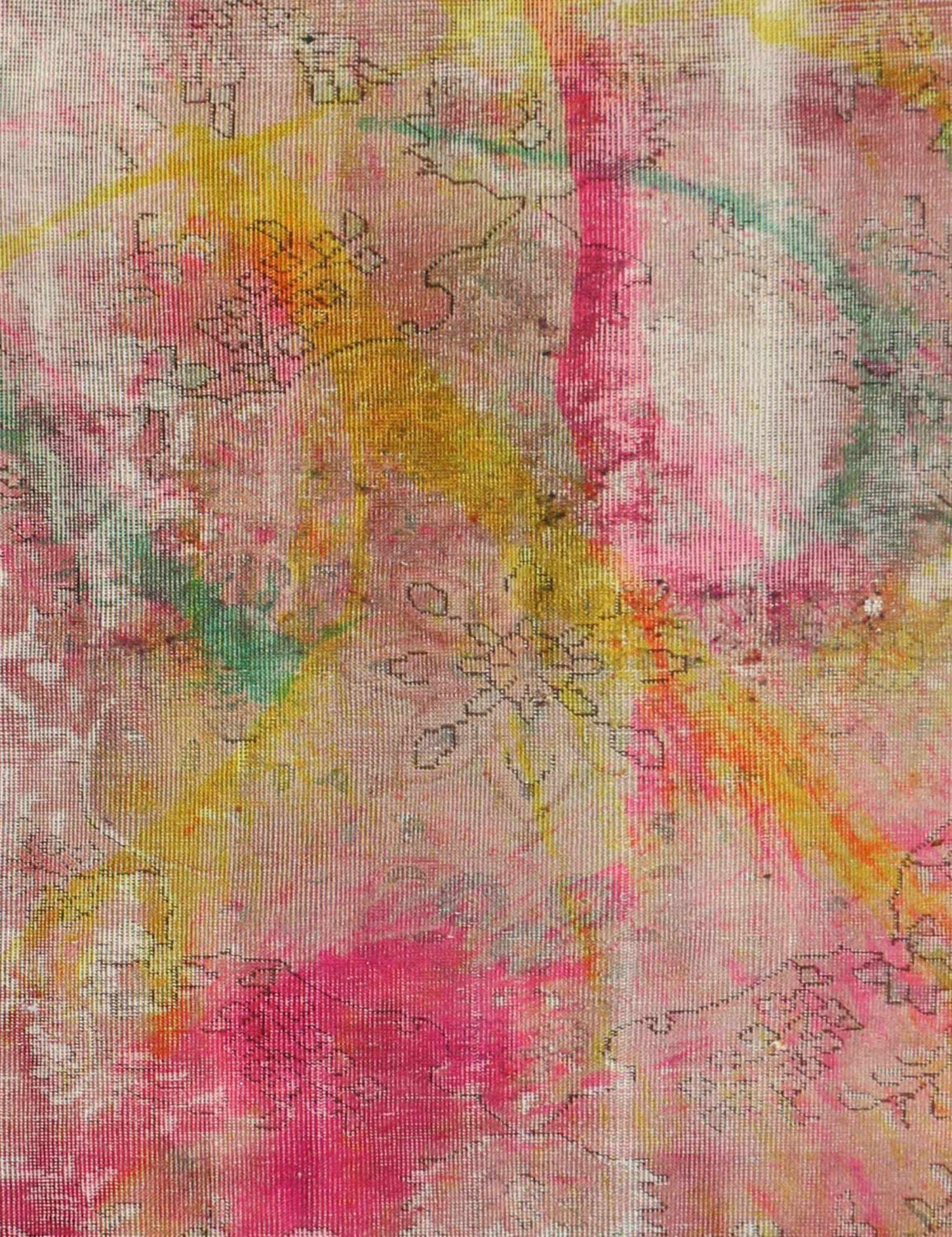 Persisk Vintagetæppe  multifarvet <br/>235 x 116 cm