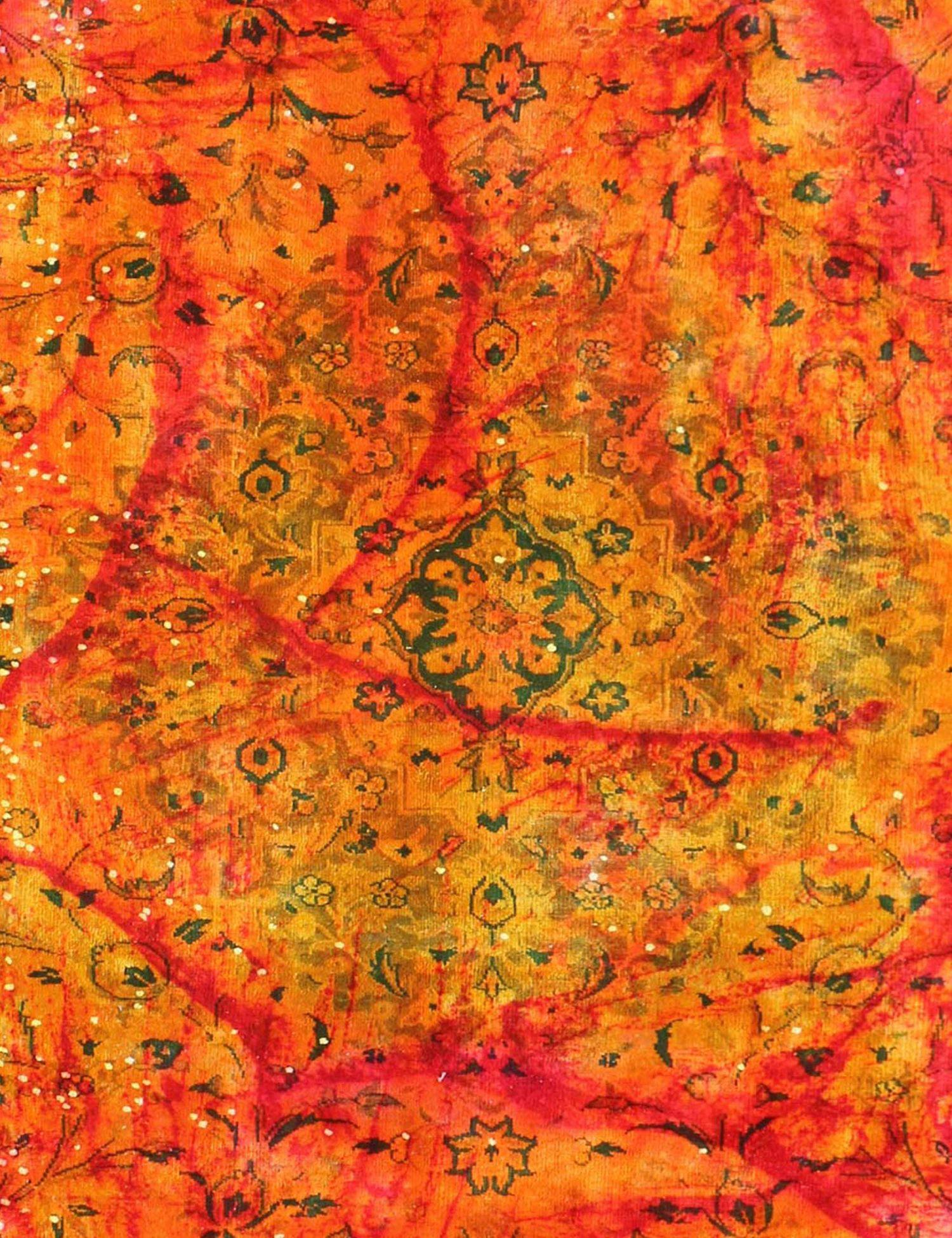 Persisk Vintagetæppe  multifarvet <br/>284 x 185 cm
