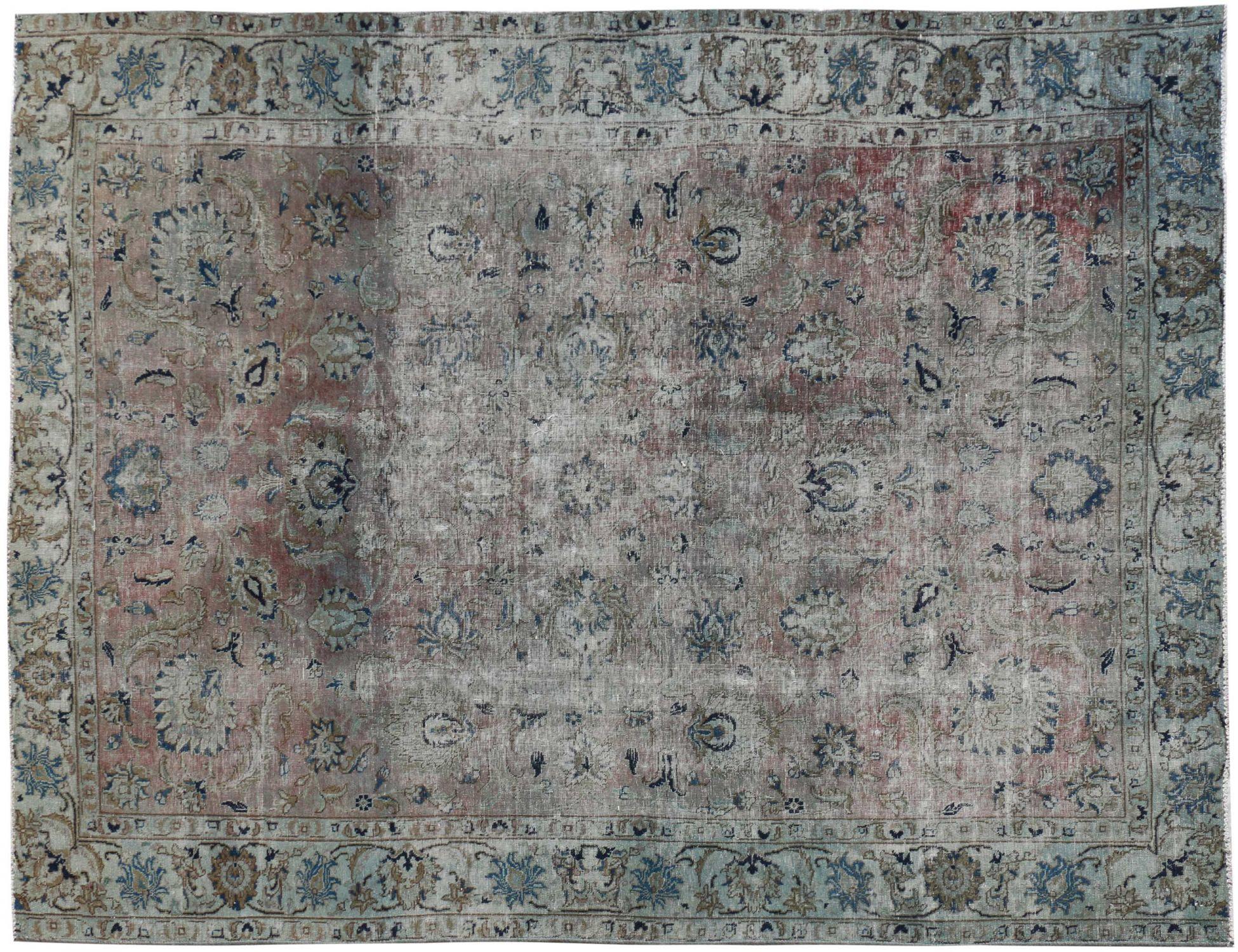 Tappeto Vintage  blu <br/>304 x 215 cm