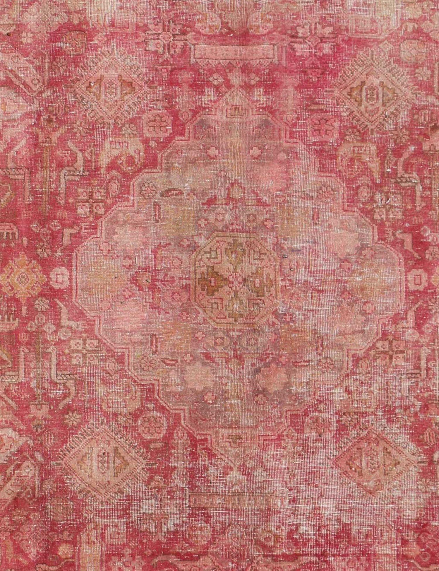 Persisk Vintagetæppe  rose <br/>278 x 202 cm