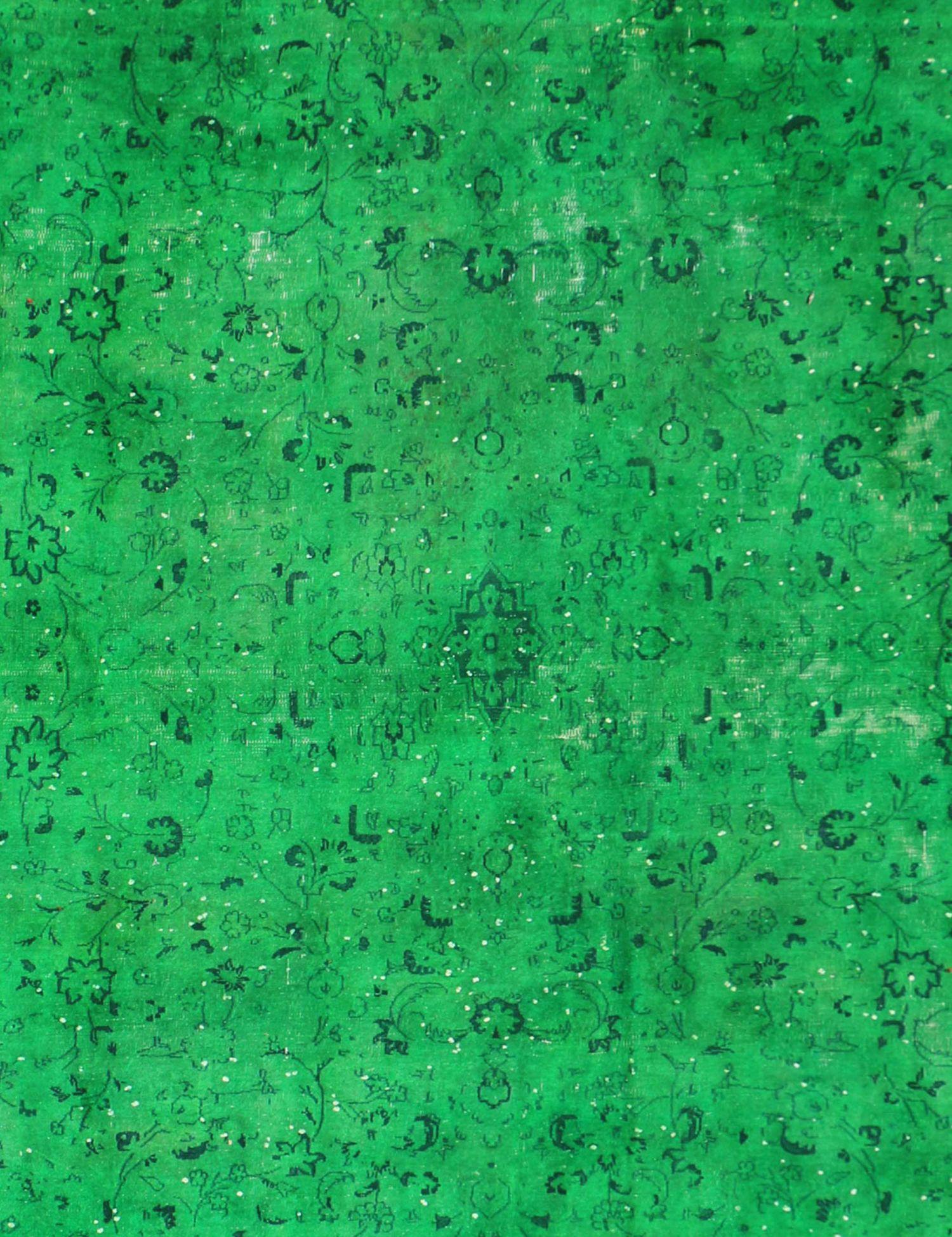 Tappeto Vintage   verde <br/>340 x 244 cm