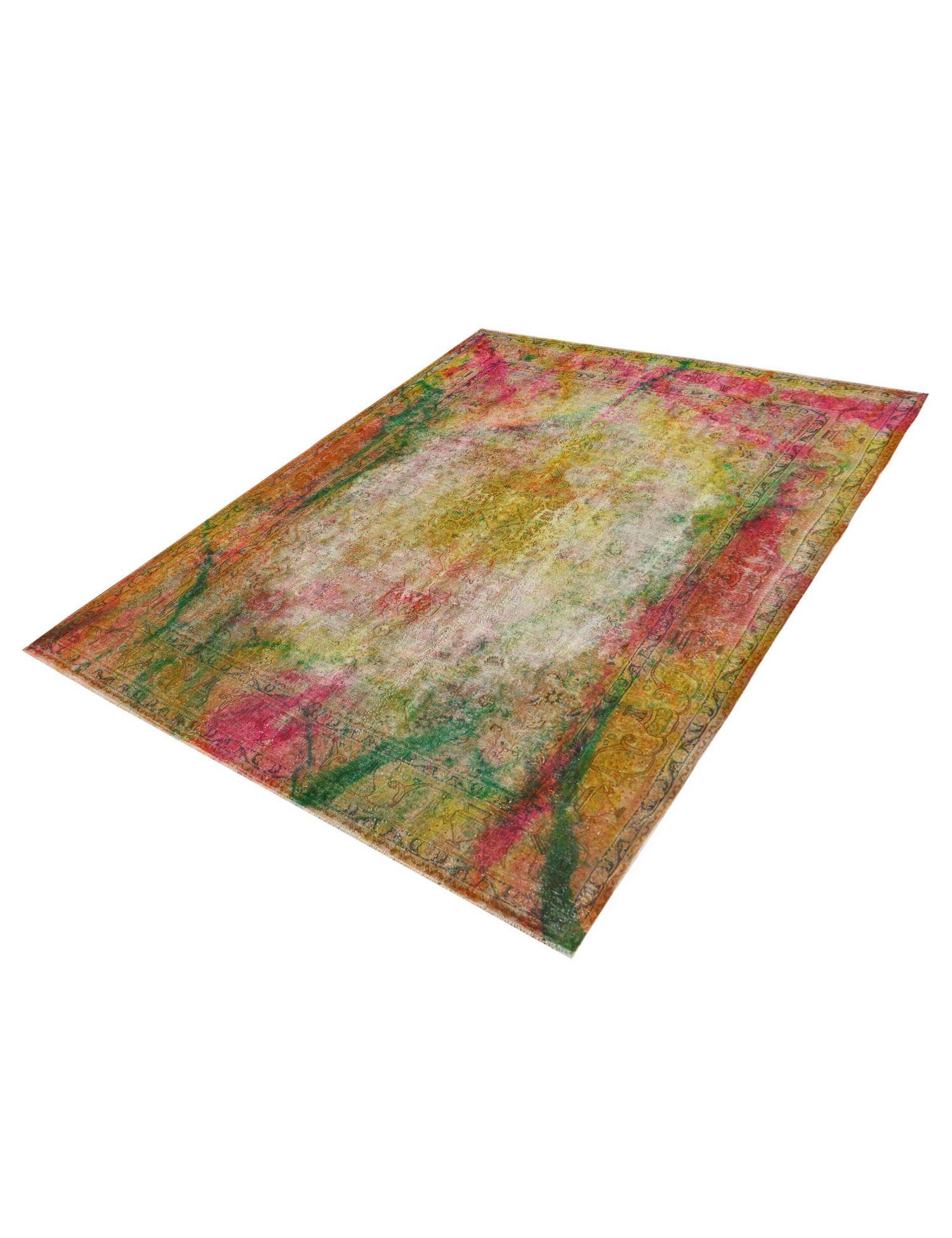 Persian Vintage Carpet  yellow  <br/>384 x 288 cm