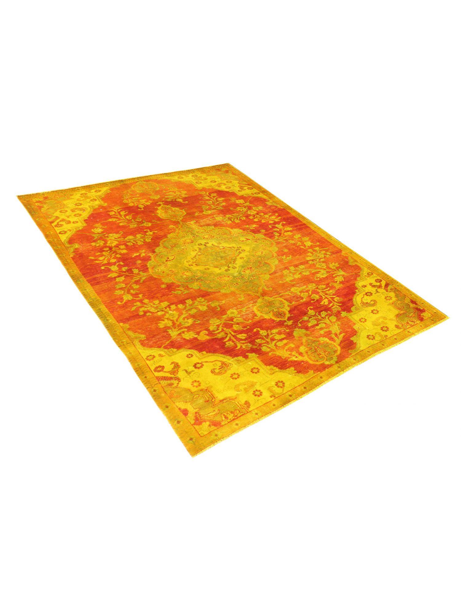 Persian Vintage Carpet  orange  <br/>257 x 156 cm
