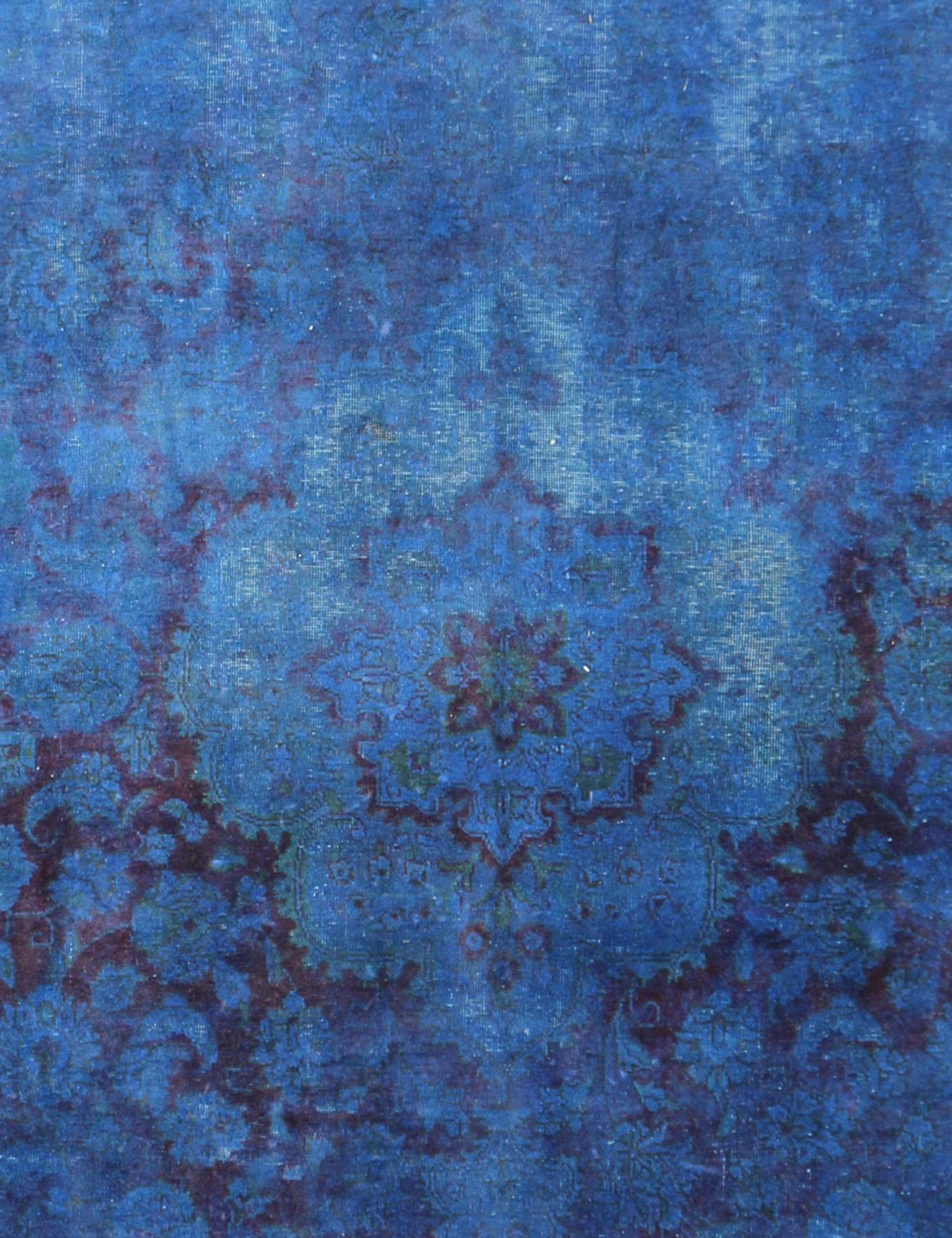 Vintage Carpet  blue <br/>322 x 240 cm