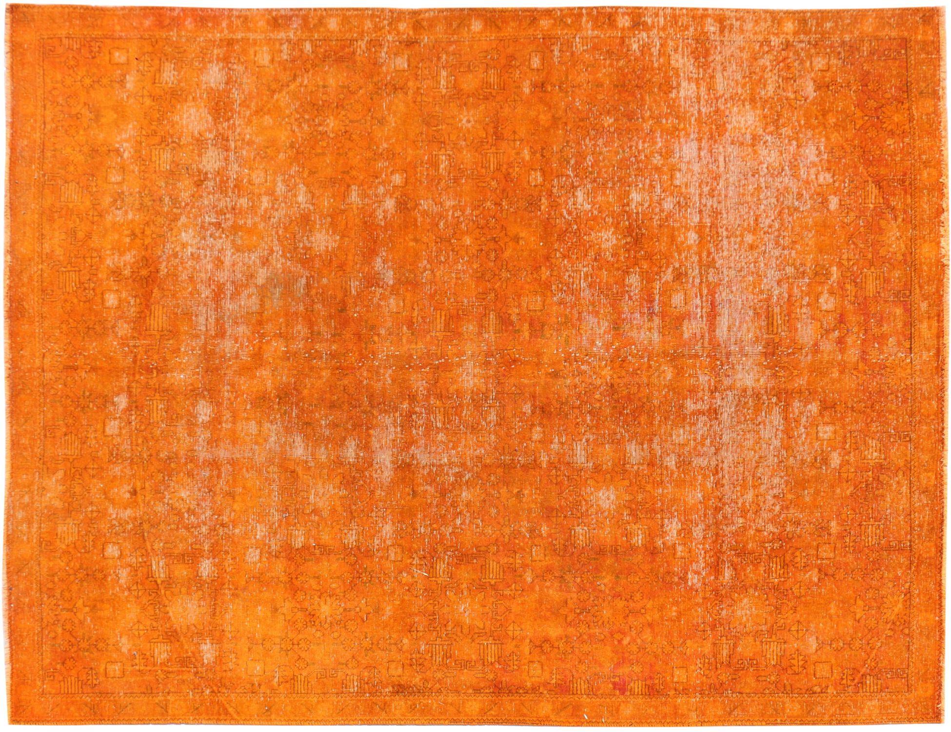 Tappeto Vintage  arancia <br/>320 x 225 cm
