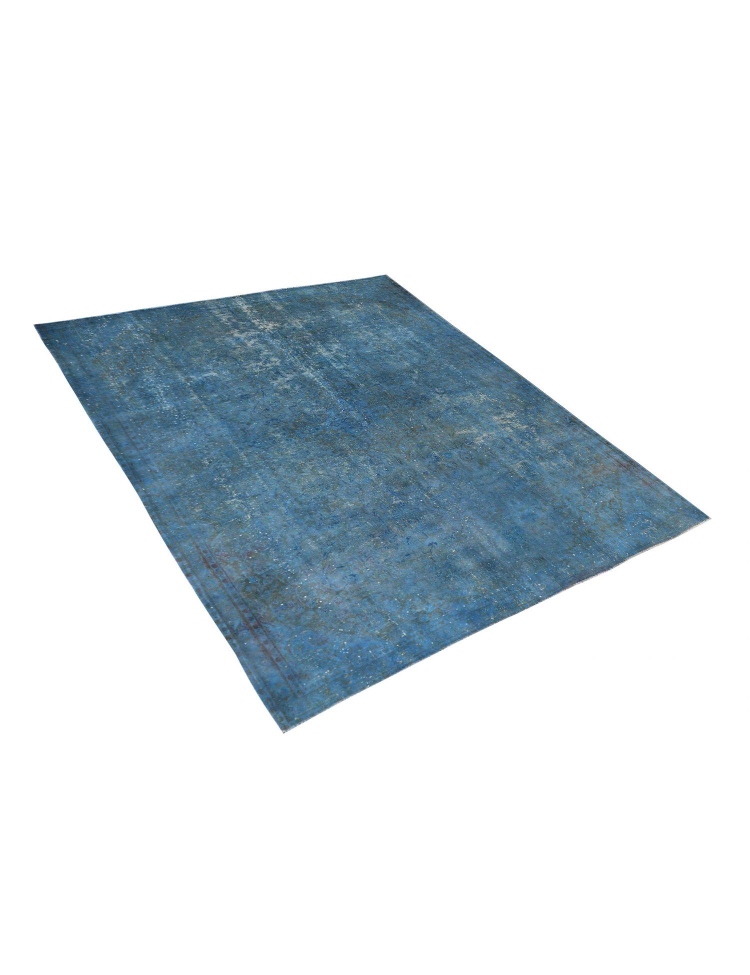 Persisk Vintagetæppe  blå <br/>302 x 218 cm