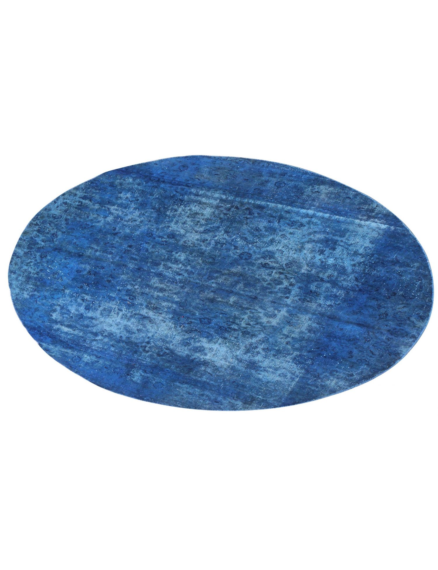 Vintage Carpet  blue <br/>270 x 270 cm