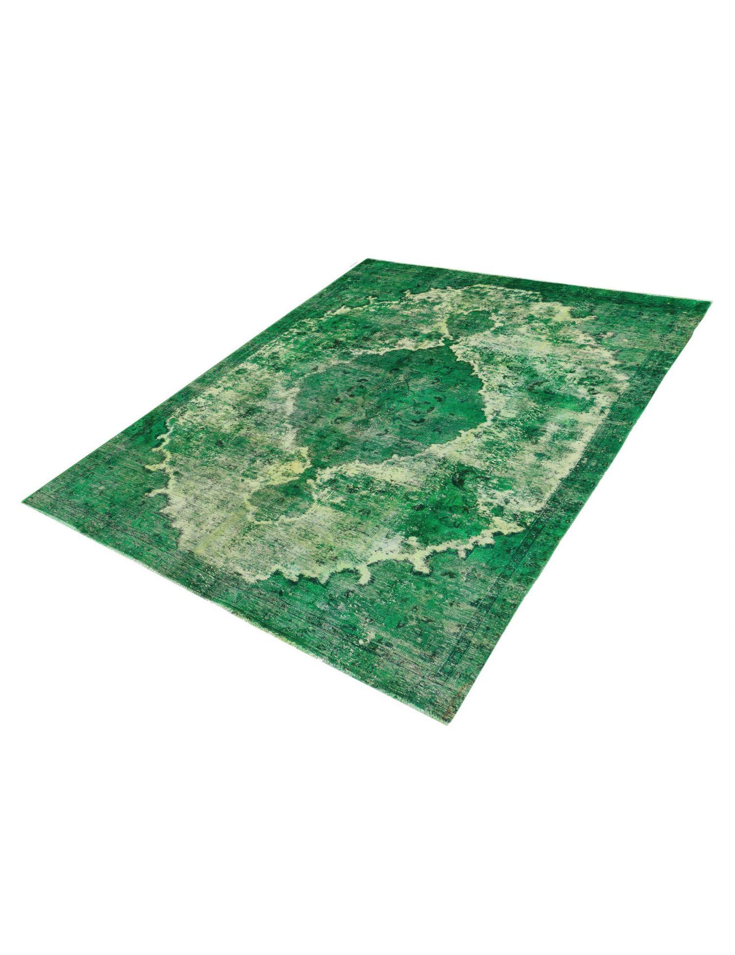 Persian Vintage Carpet  green  <br/>310 x 216 cm