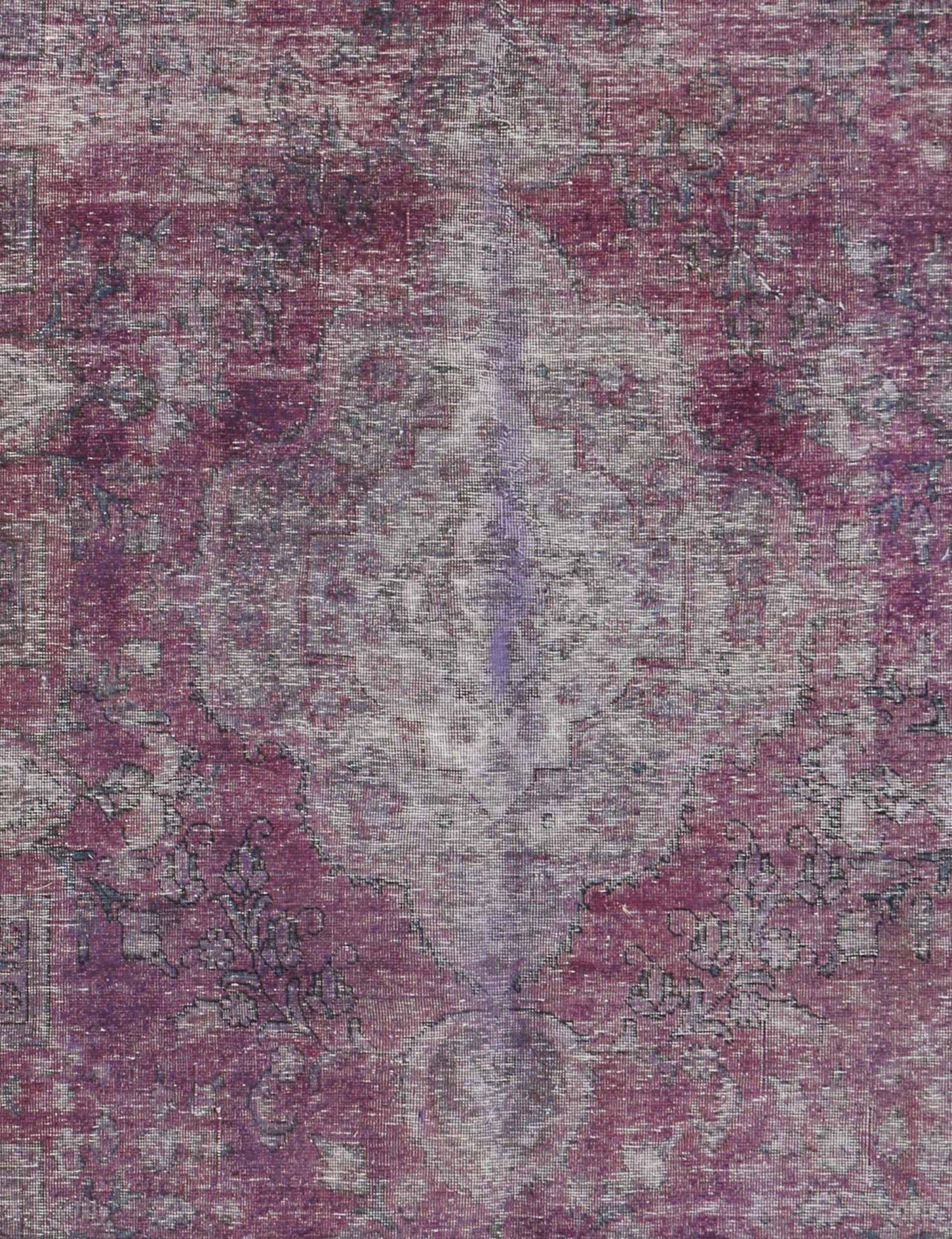 Vintage Carpet  purple  <br/>264 x 195 cm