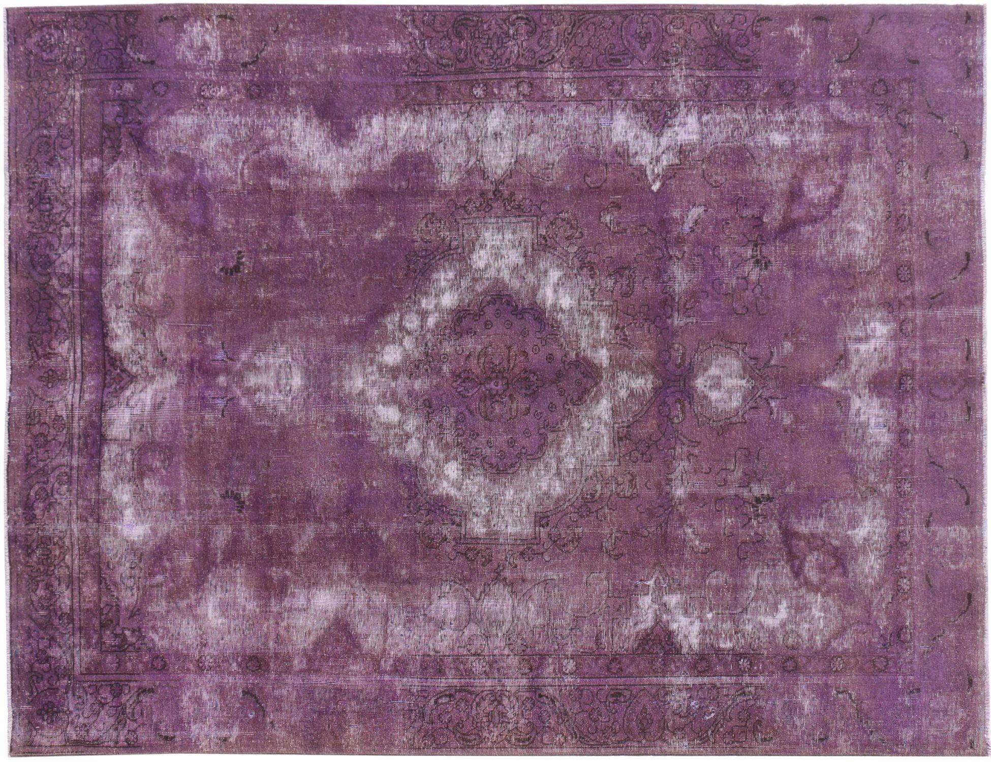 Tappeto Vintage  viola <br/>334 x 223 cm