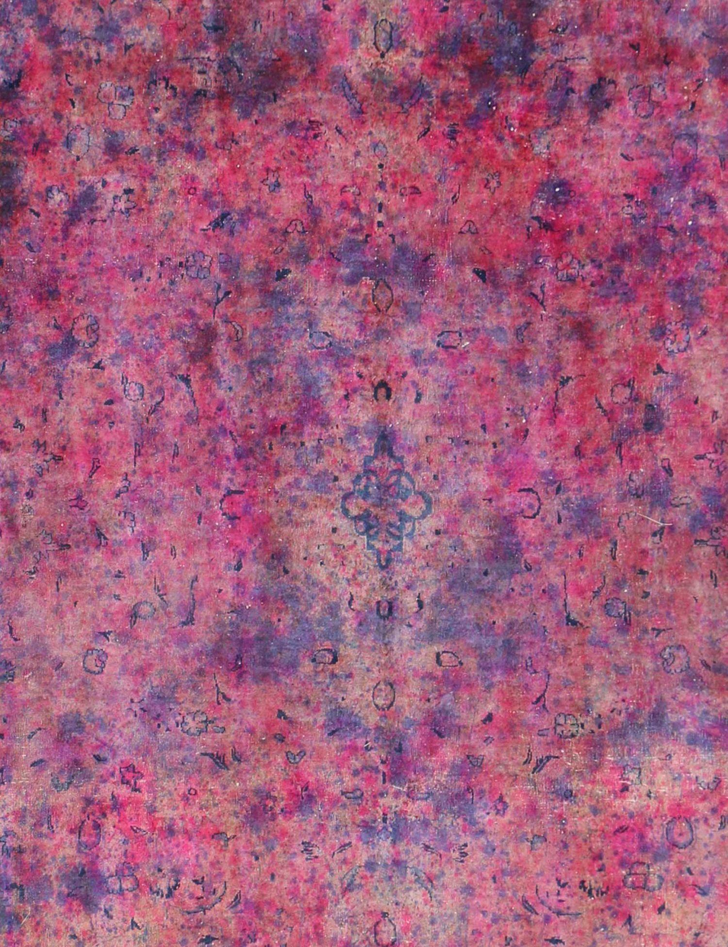 Persisk Vintagetæppe  multifarvet <br/>314 x 257 cm