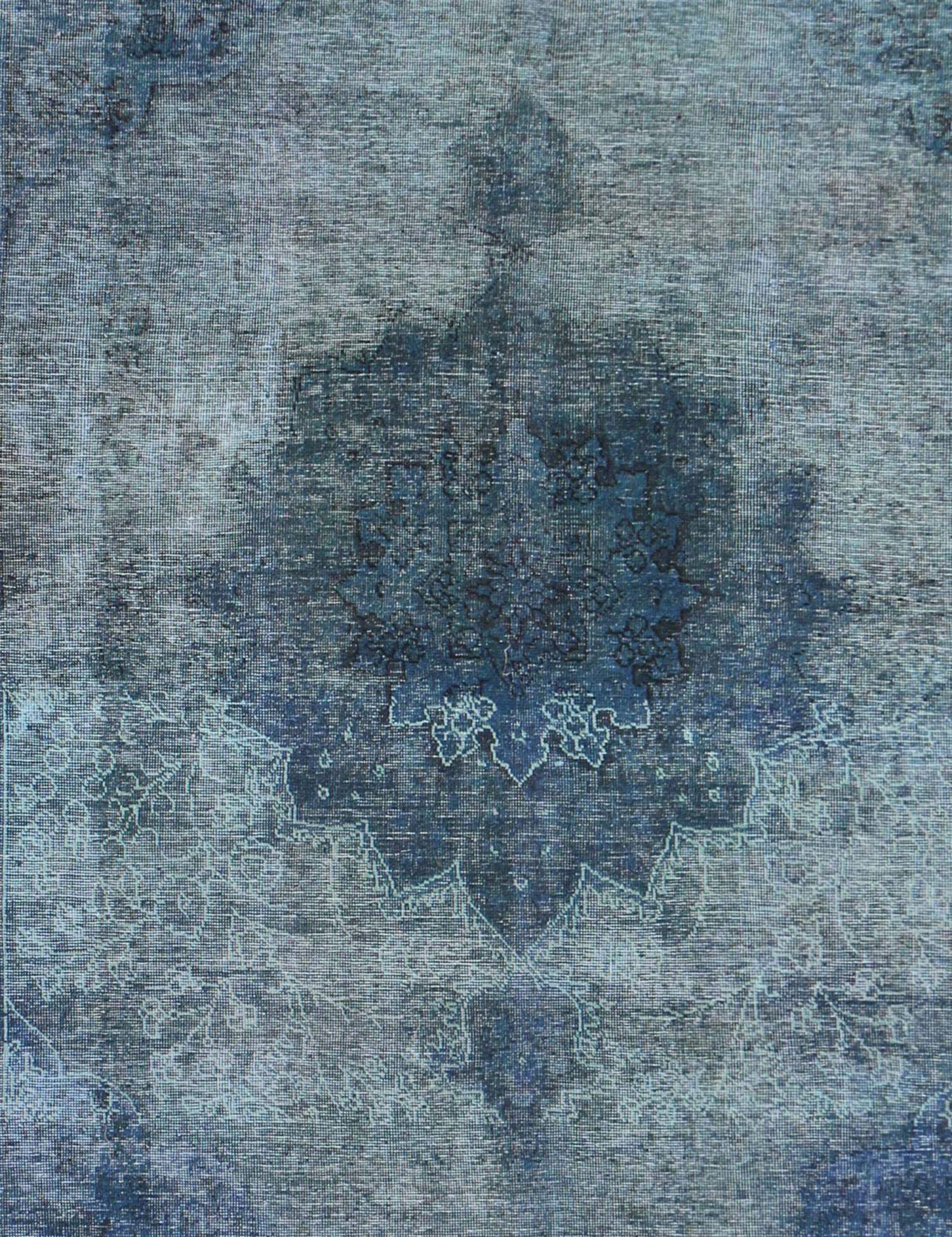 Persischer Vintage Teppich  blau <br/>330 x 244 cm