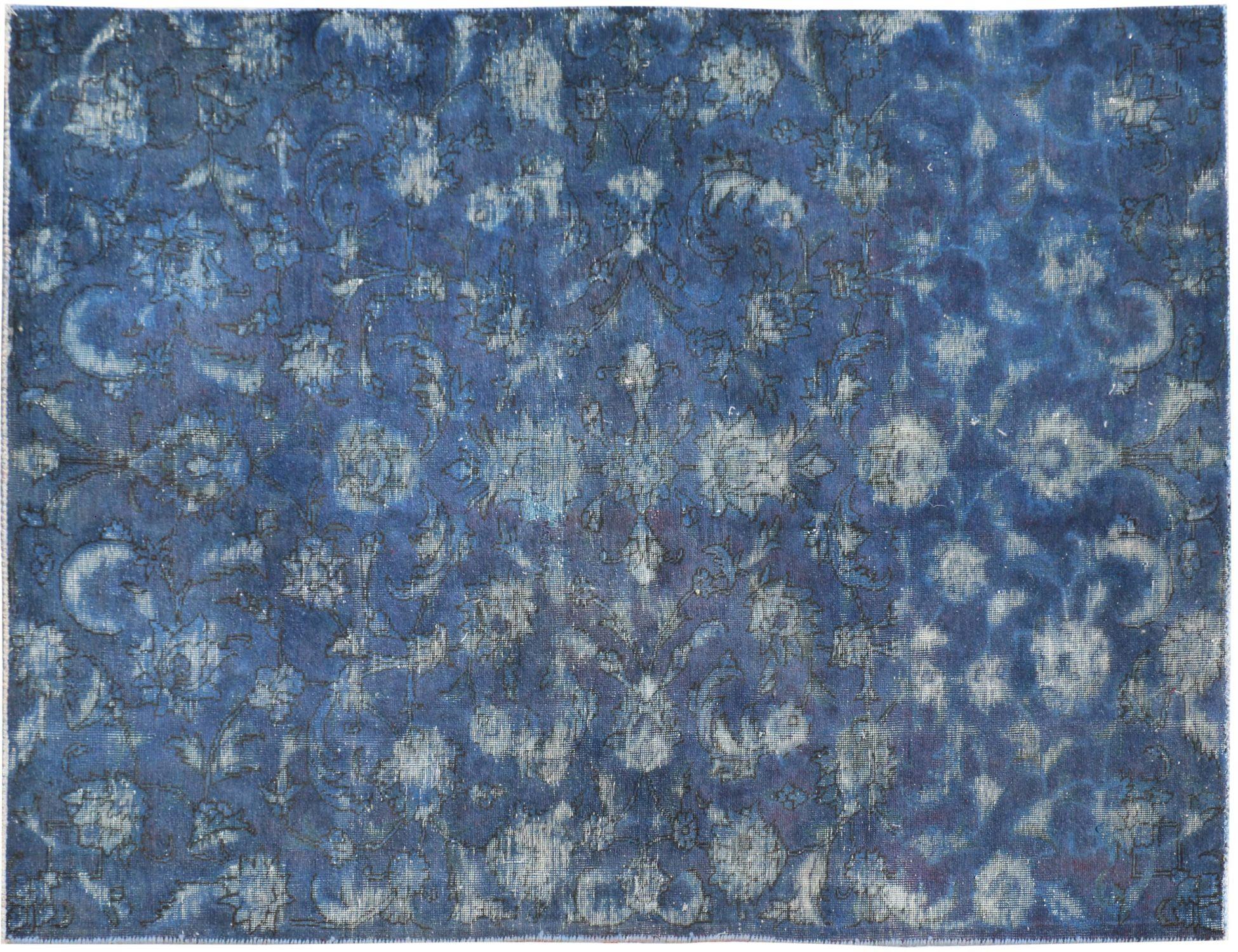 Tappeto Vintage  blu <br/>243 x 165 cm