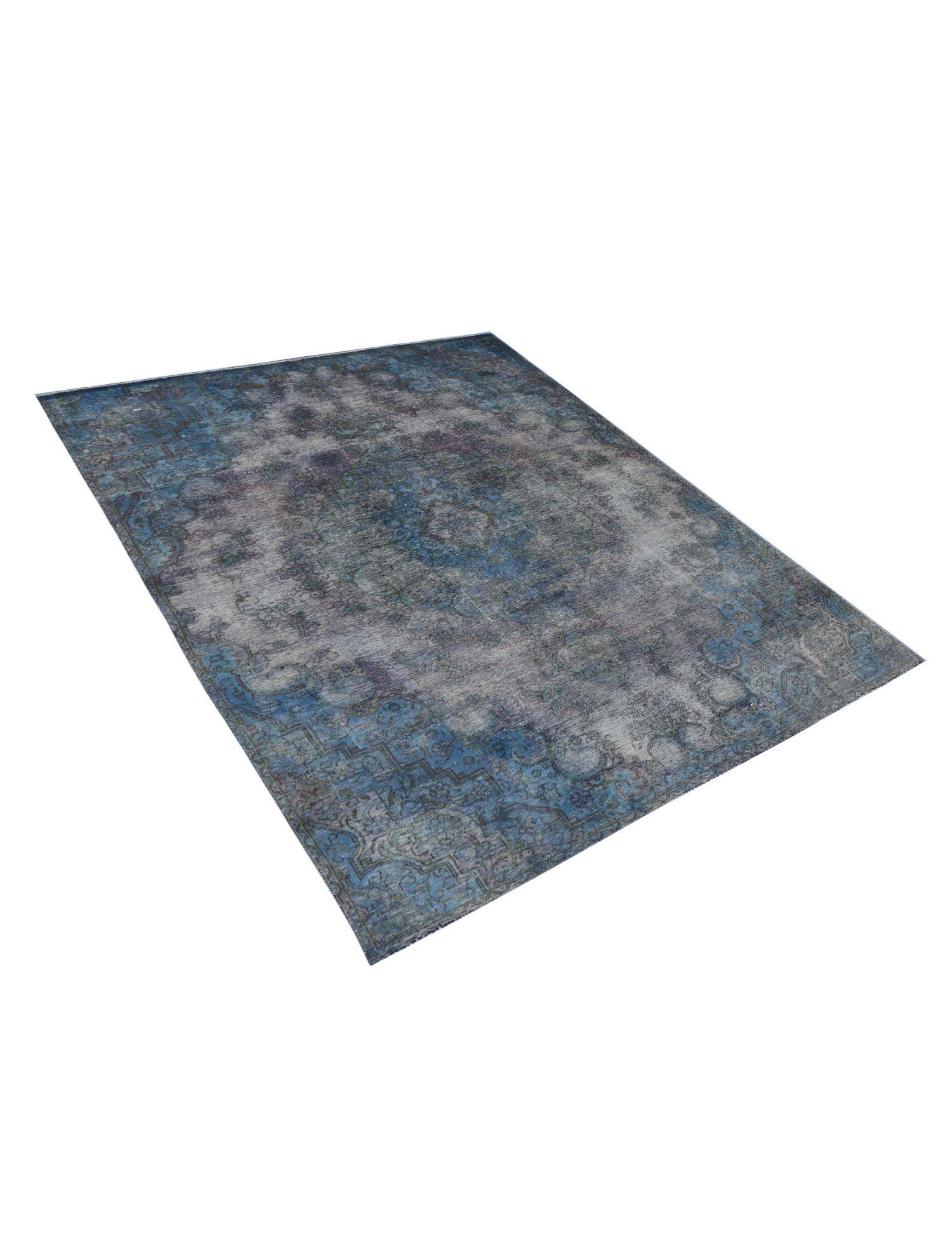 Vintage Teppich  blau <br/>310 x 204 cm