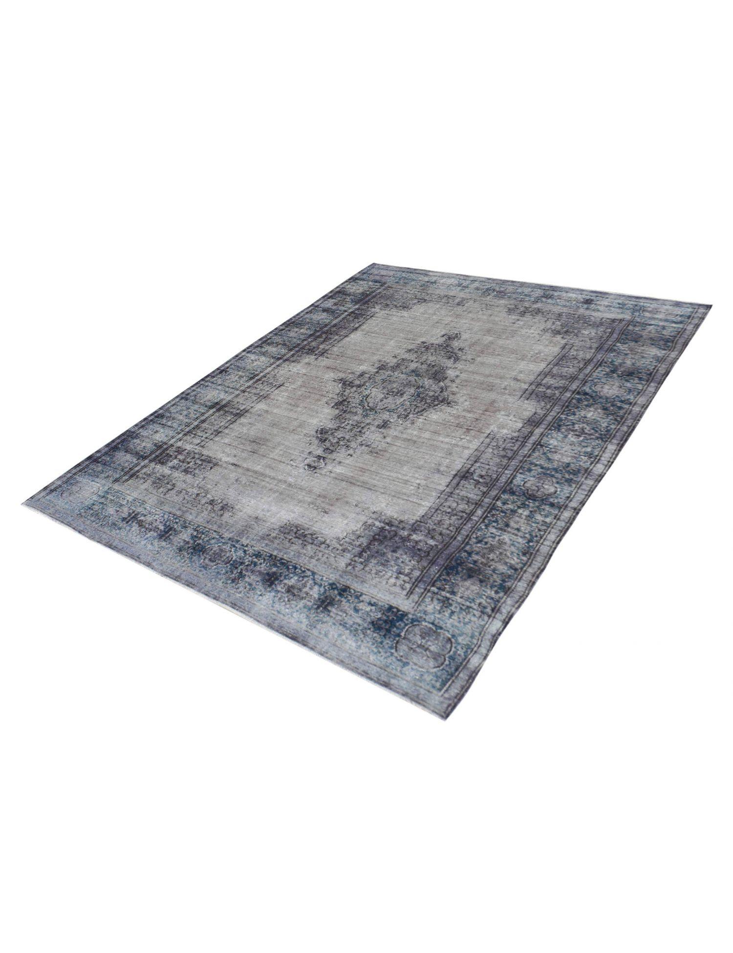 Vintage Teppich  blau <br/>470 x 292 cm