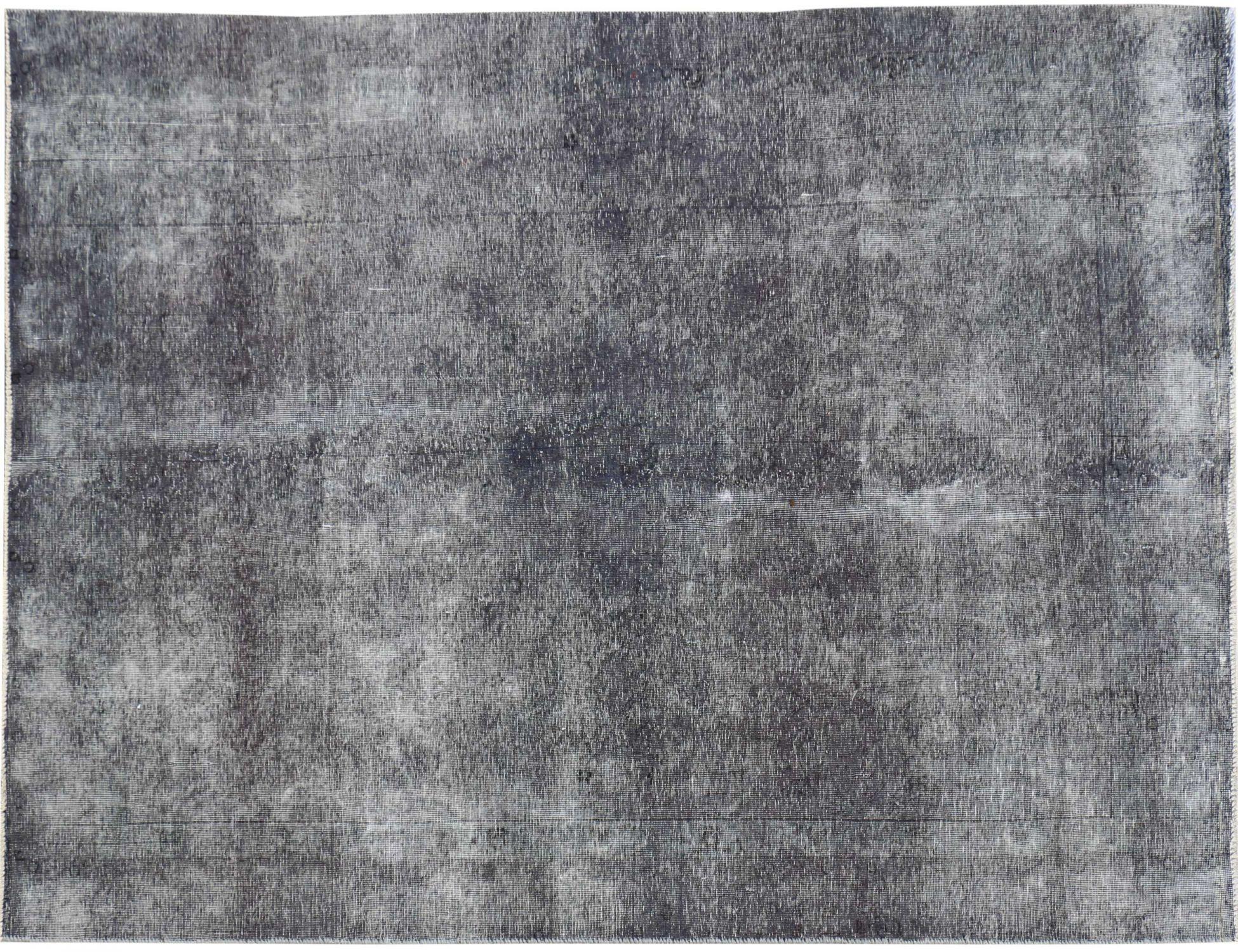 Persischer Vintage Teppich  grau <br/>285 x 168 cm