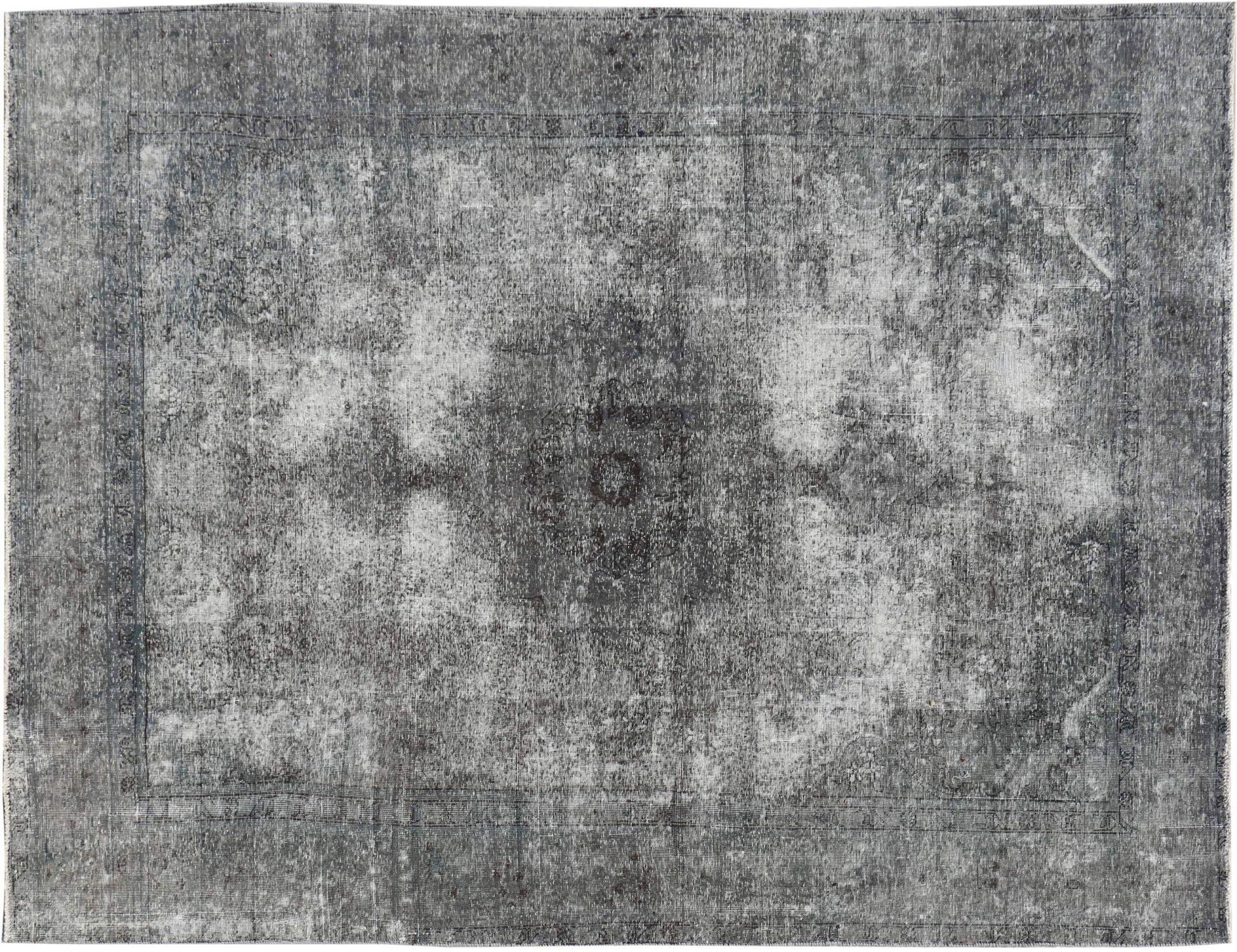Persisk Vintagetæppe  grå <br/>340 x 238 cm