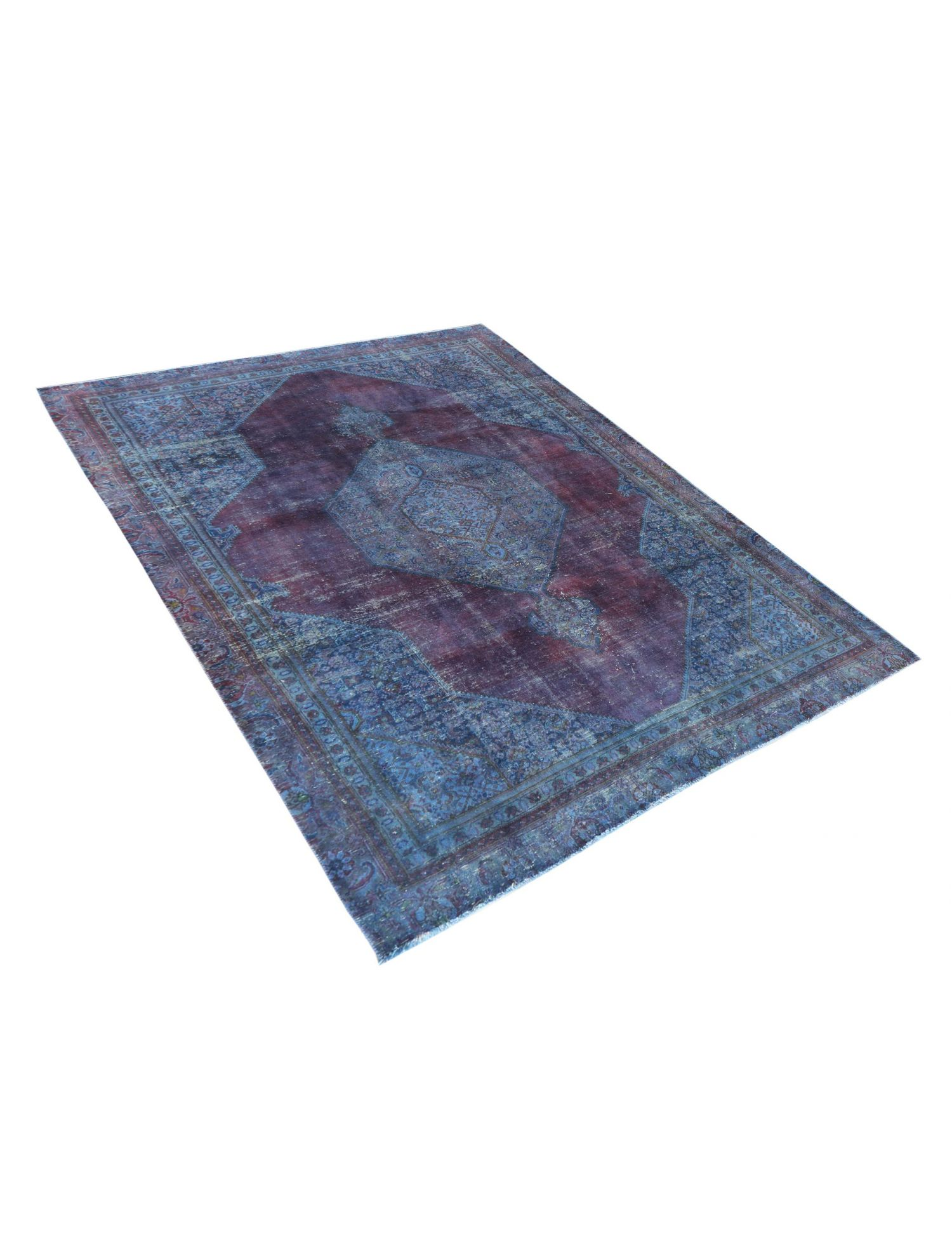 Vintage Teppich  lila <br/>340 x 237 cm