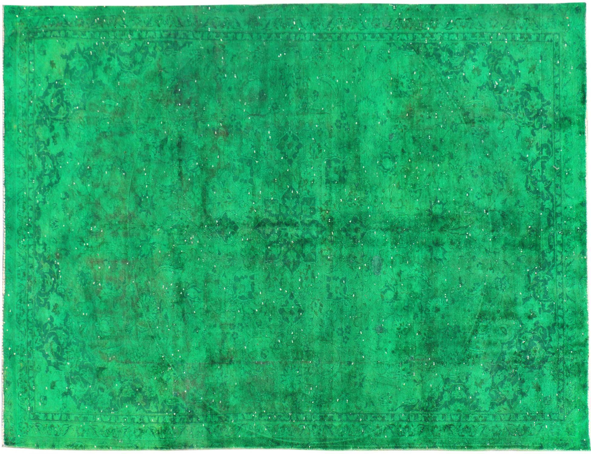 Tappeto Vintage  verde <br/>338 x 211 cm