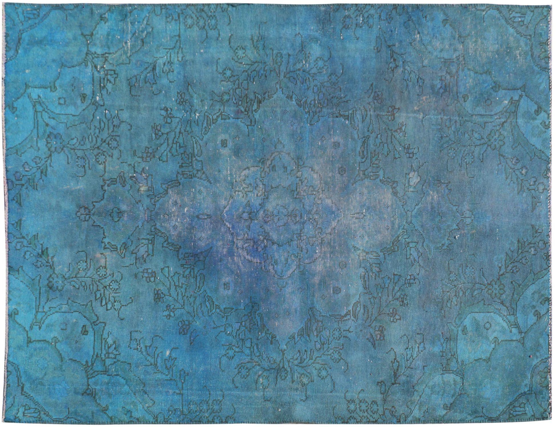 Vintage Carpet  blue <br/>218 x 133 cm