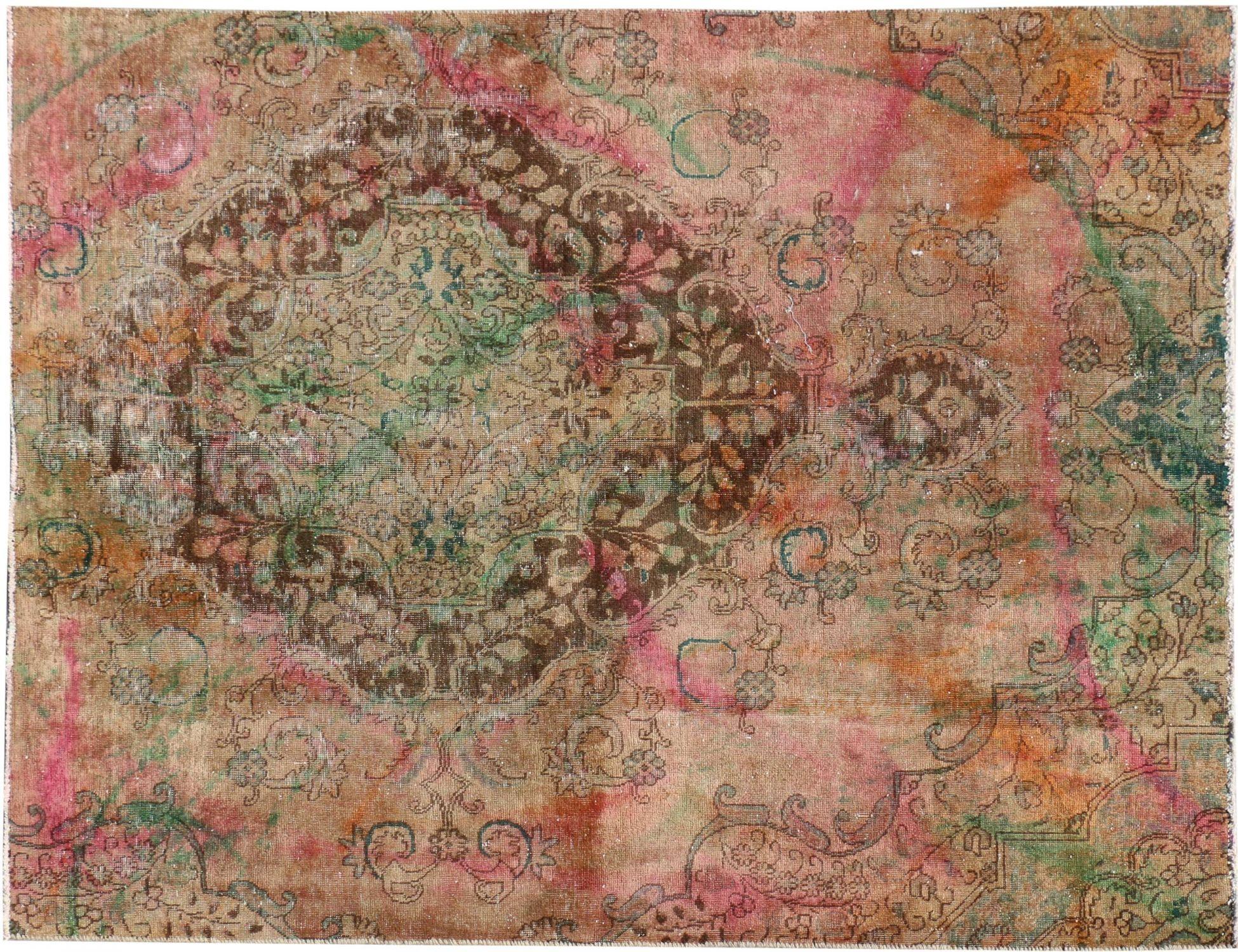 Vintage Carpet  beige  <br/>230 x 184 cm