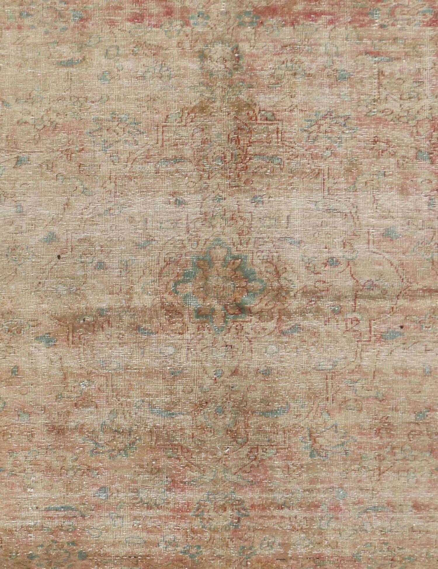 Persisk Vintagetæppe  beige <br/>275 x 166 cm