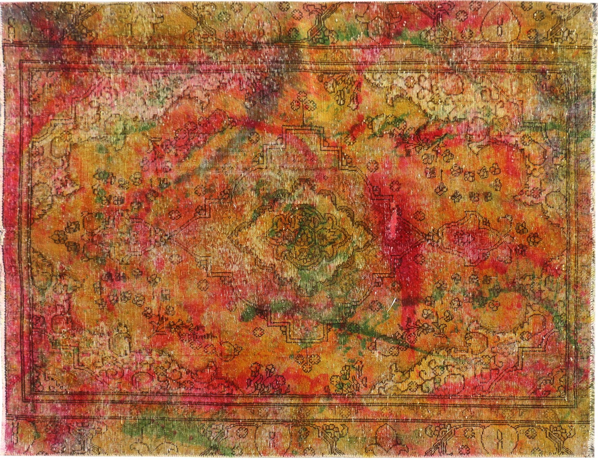 Tappeto Vintage  multi colore <br/>230 x 177 cm