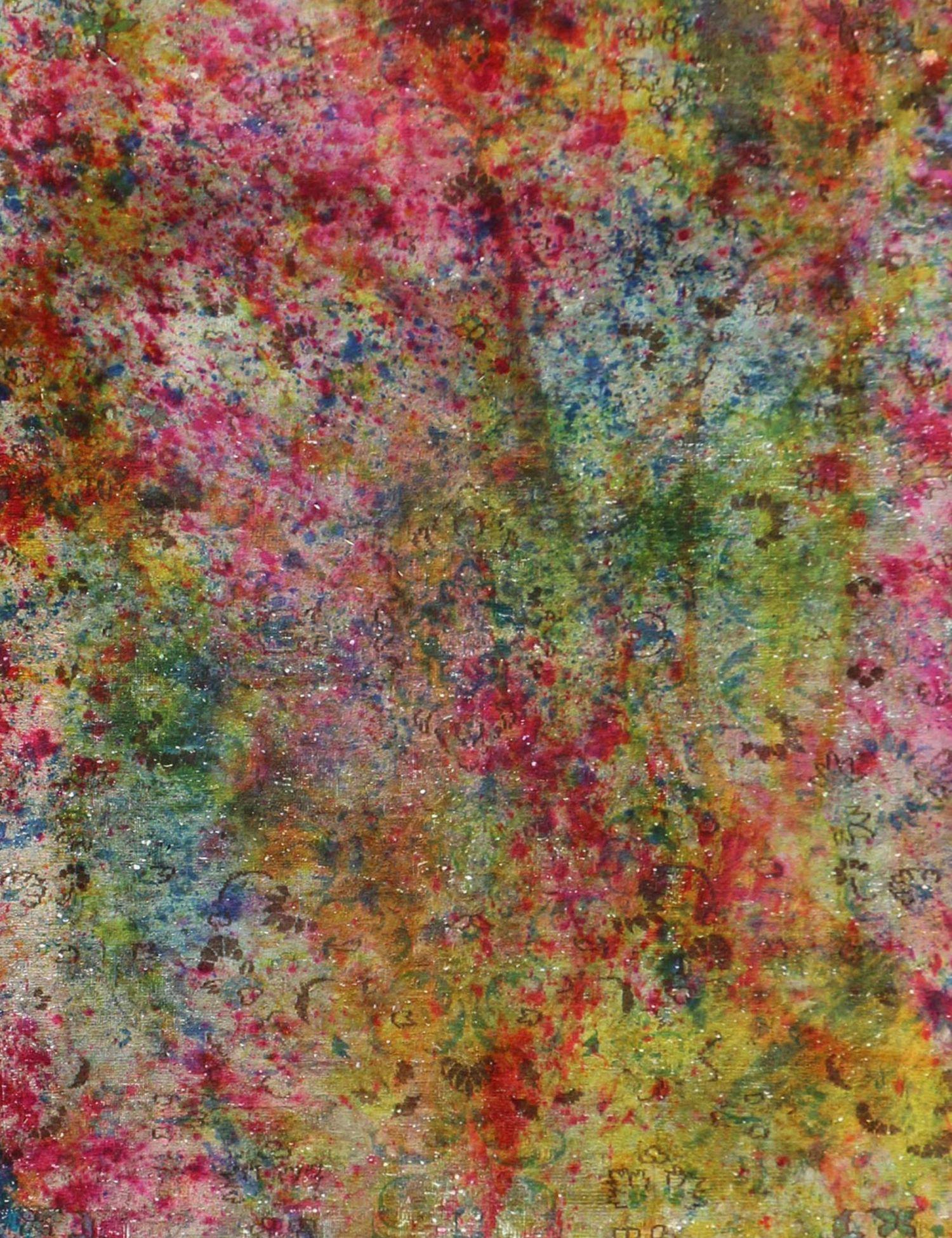 Vintage Tapijt  multi kleur <br/>290 x 205 cm