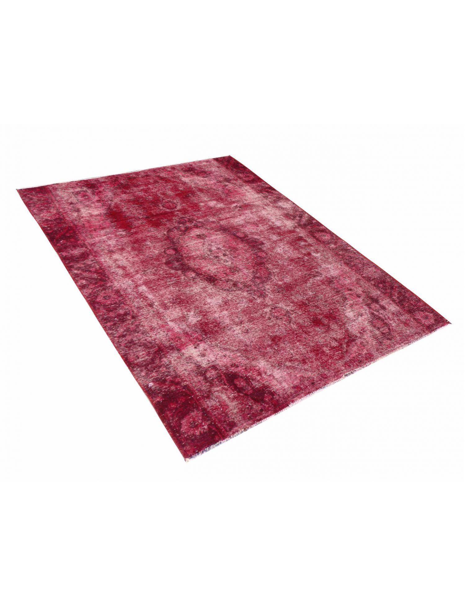 Perzisch Vintage Tapijt  rood <br/>246 x 189 cm