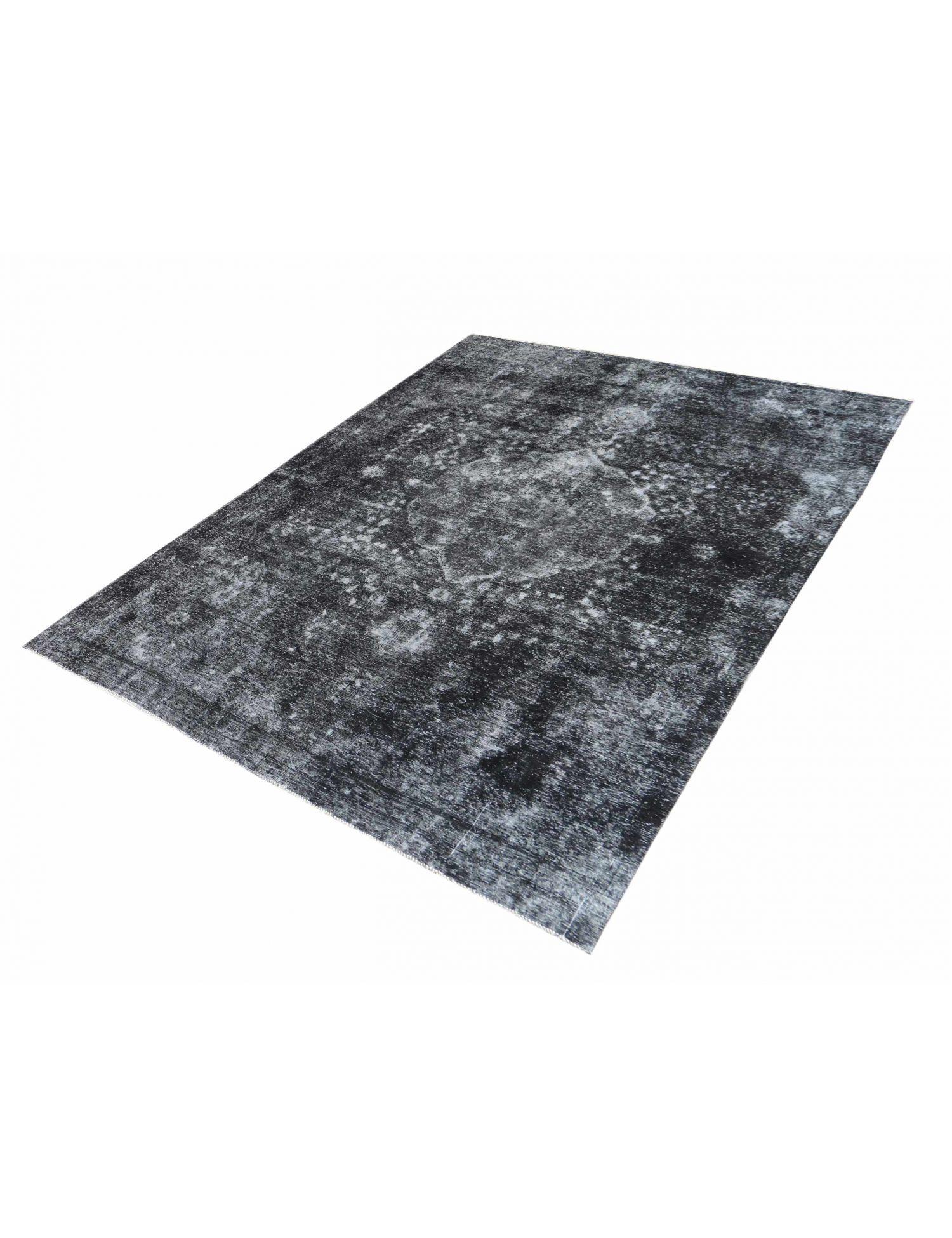 Vintage Teppich  schwarz <br/>328 x 237 cm