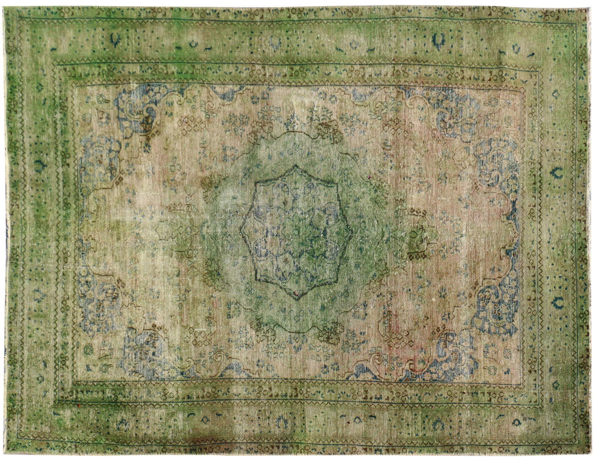 Vintage Carpet  green  <br/>280 x 170 cm