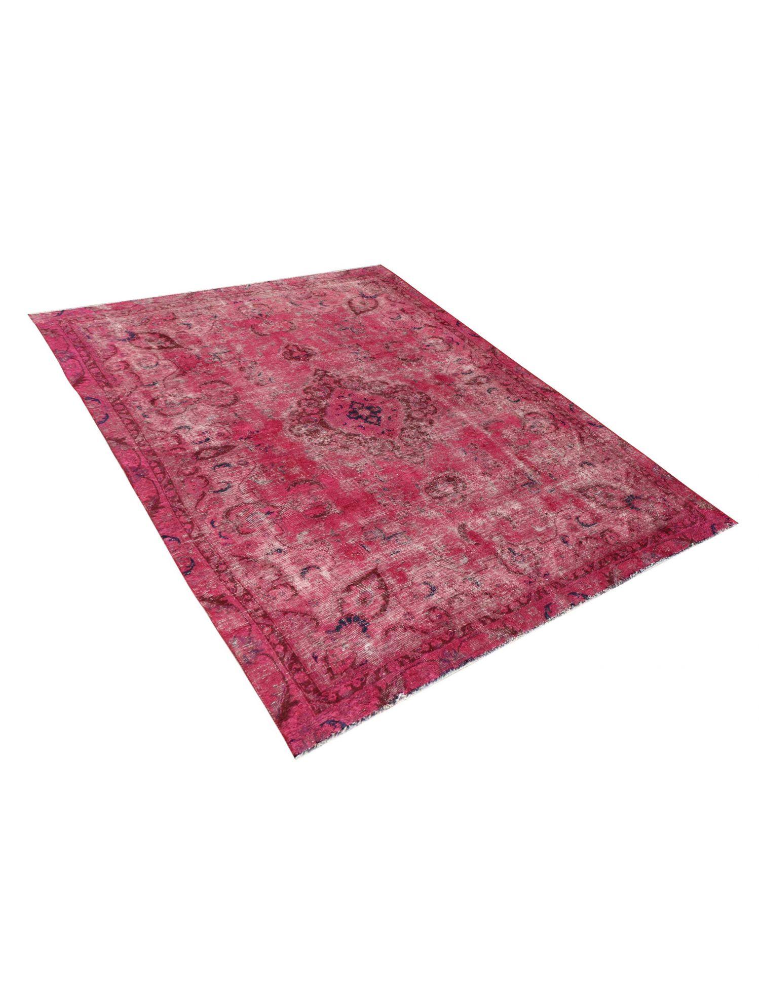 Persischer Vintage Teppich  rot <br/>307 x 206 cm