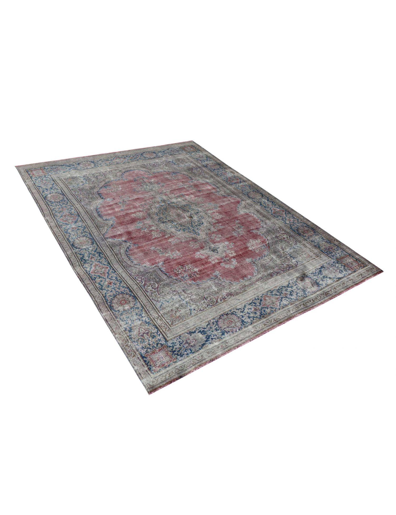 Persisk Vintagetæppe  blå <br/>400 x 285 cm