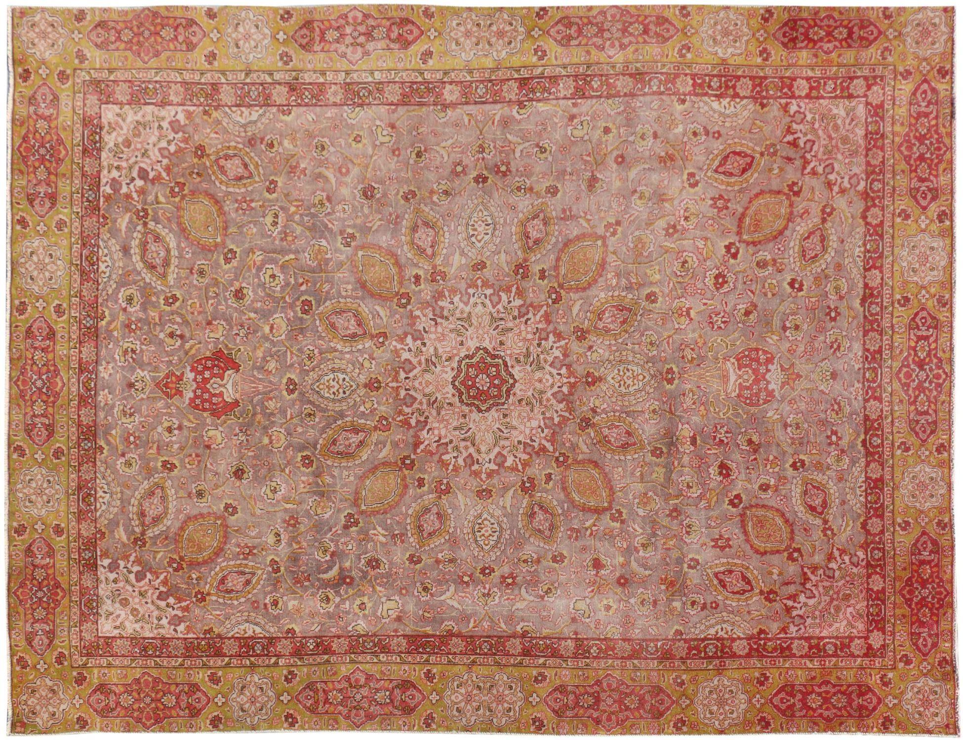Vintage Teppich  beige <br/>370 x 270 cm