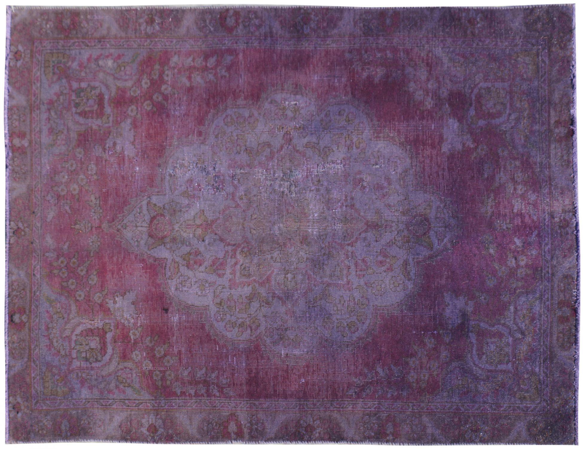Vintage Teppich  lila <br/>182 x 130 cm