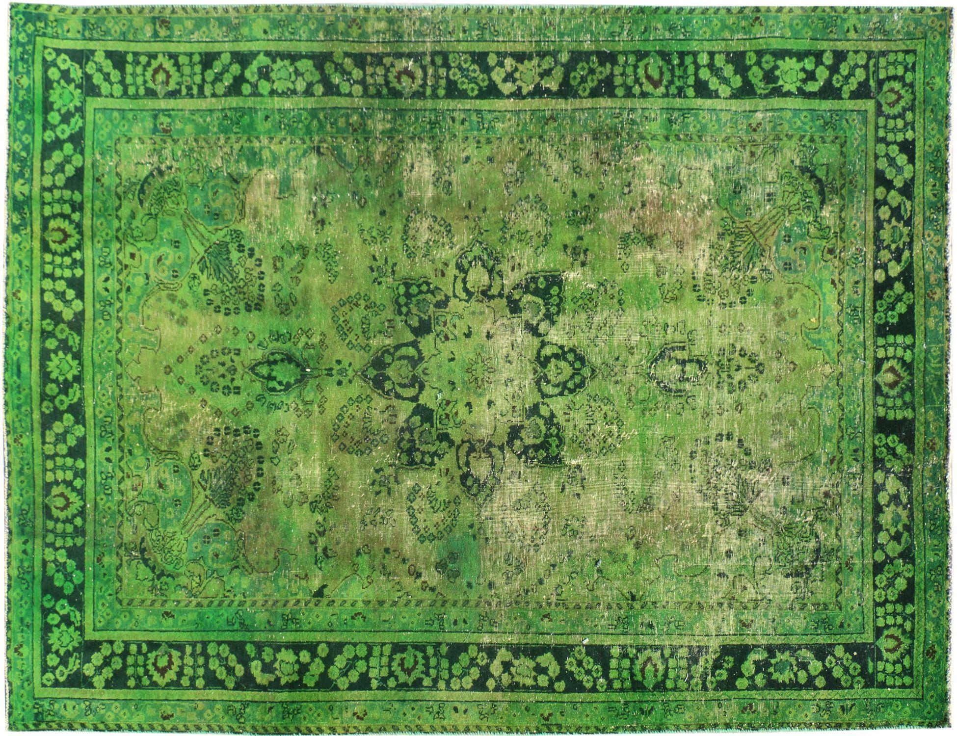 Tappeto Vintage  verde <br/>287 x 195 cm
