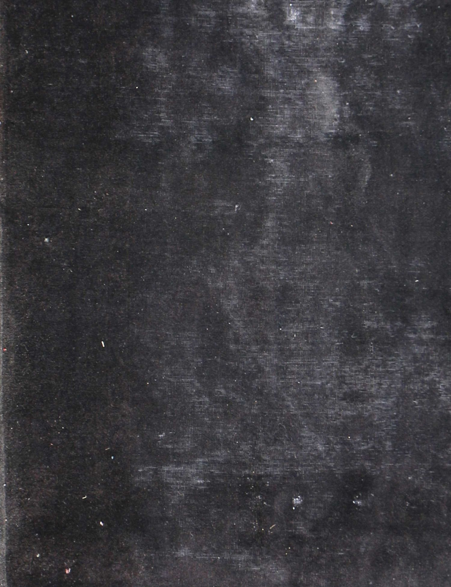Vintage Tapijt  zwarte  <br/>348 x 135 cm