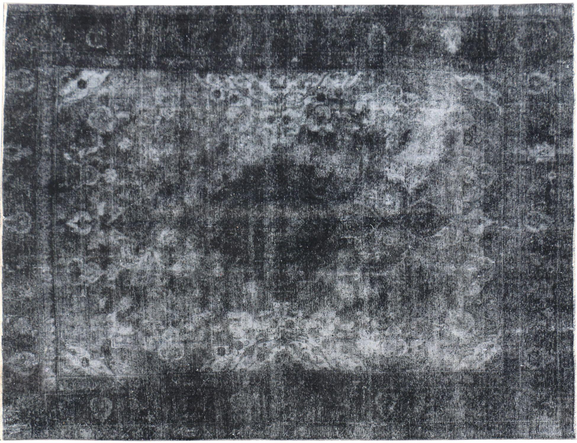 Tappeto Vintage  nero <br/>360 x 292 cm