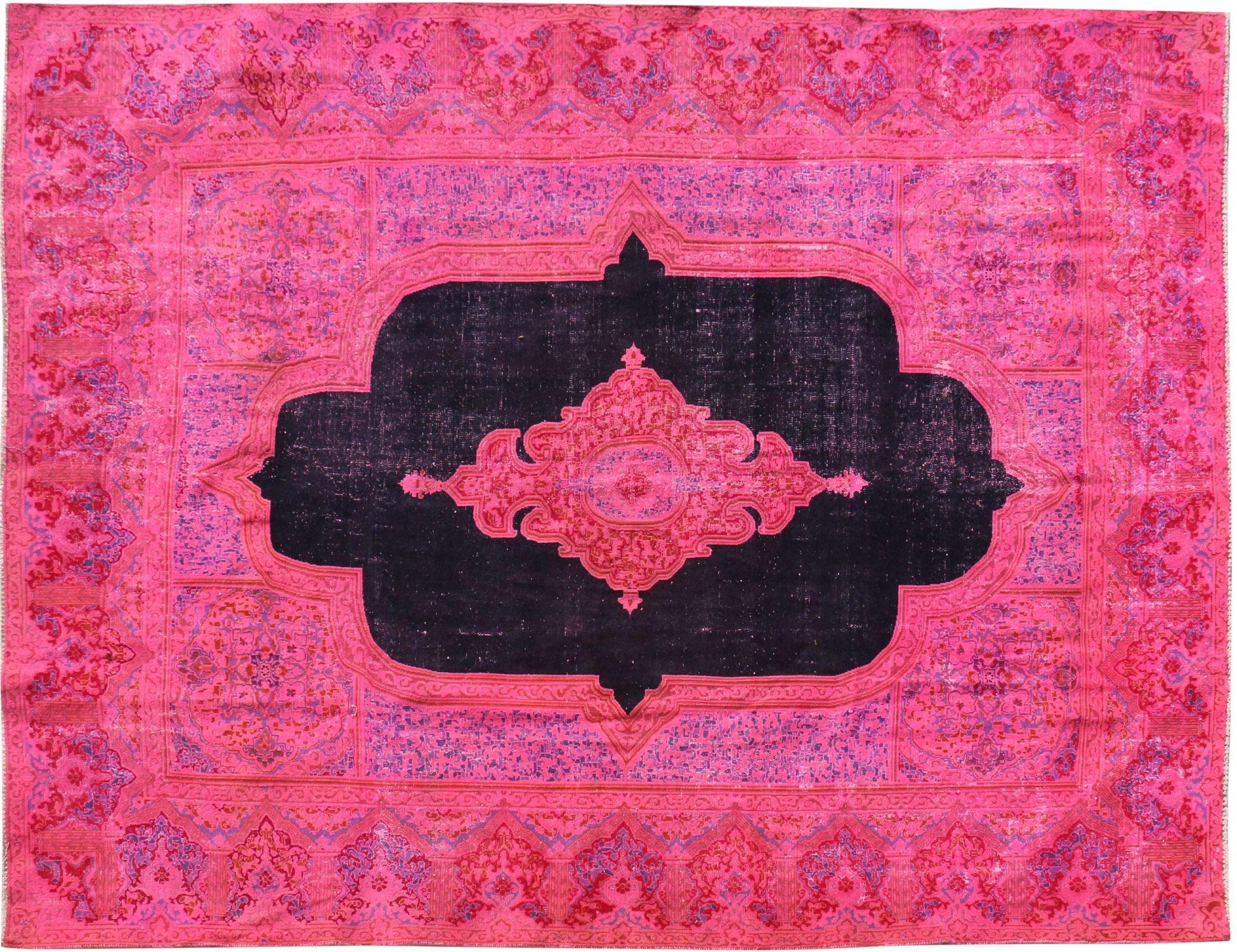 Vintage Tapijt  roze <br/>380 x 279 cm