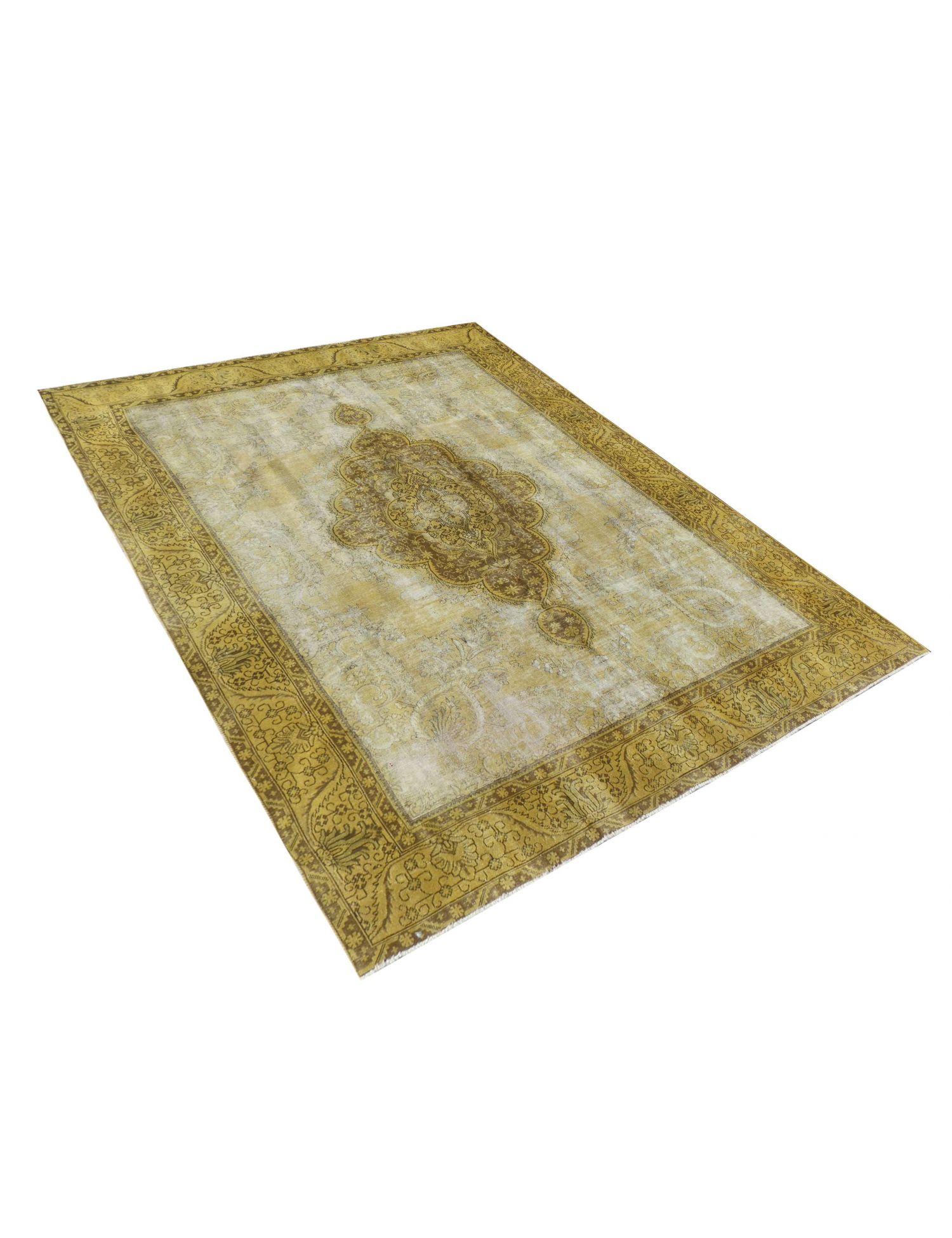 Vintage Teppich  gelb <br/>367 x 279 cm