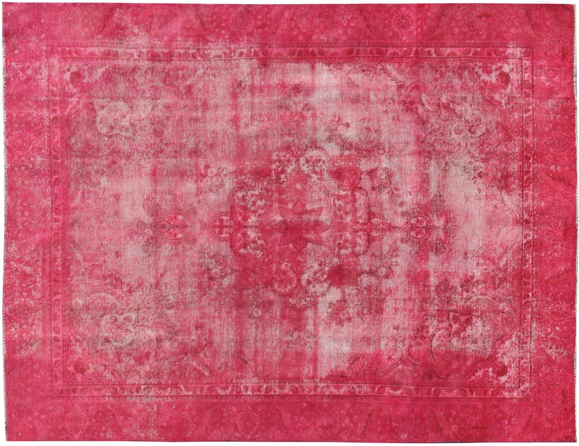 Vintage Teppich  rot <br/>320 x 220 cm